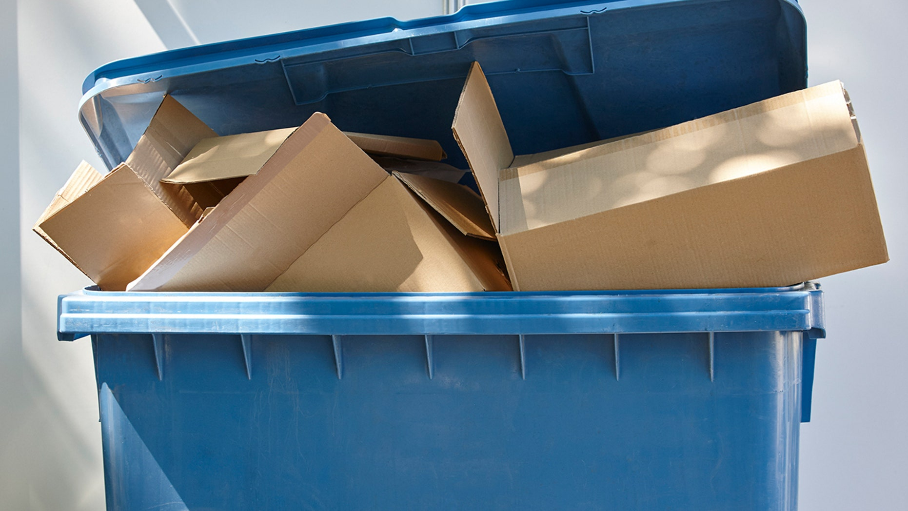 Everything from your mailbox to your trash cans could be alerting potential burglars of your whereabouts and valuable belongings.