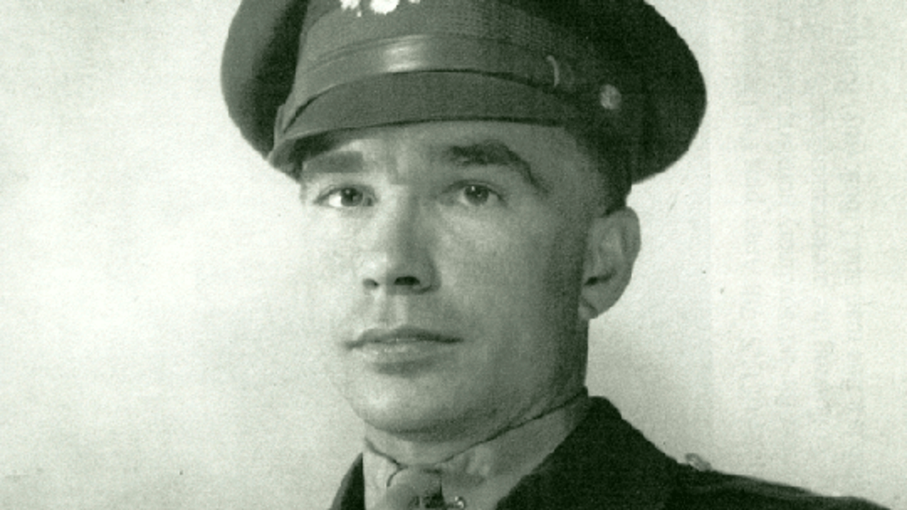 U.S. Army Lt. Garlin Murl Conner is seen in this undated photo.