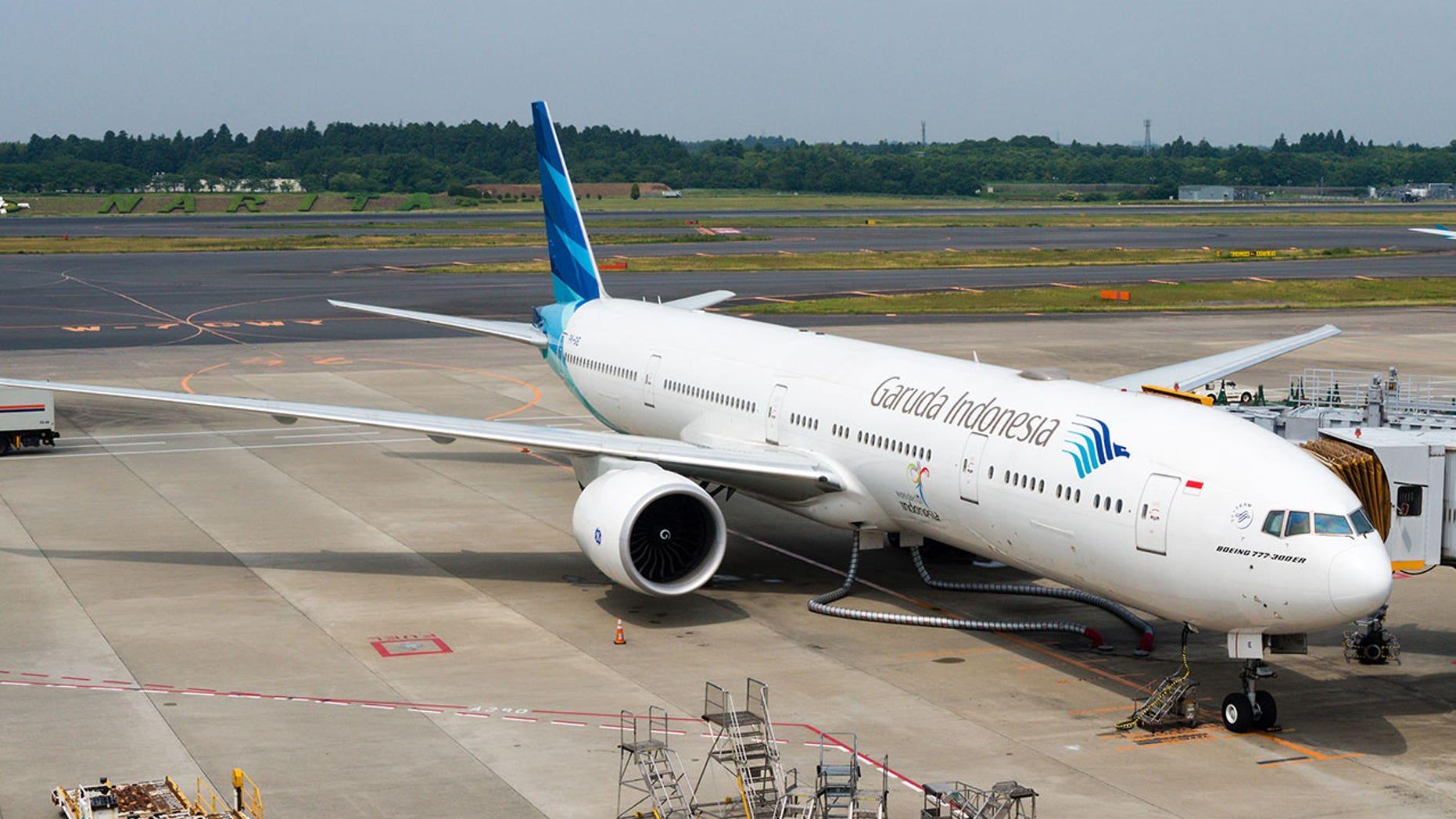Travel blogger Sam Huang scored himself a $76 first-class flight on Garuda Indonesia.