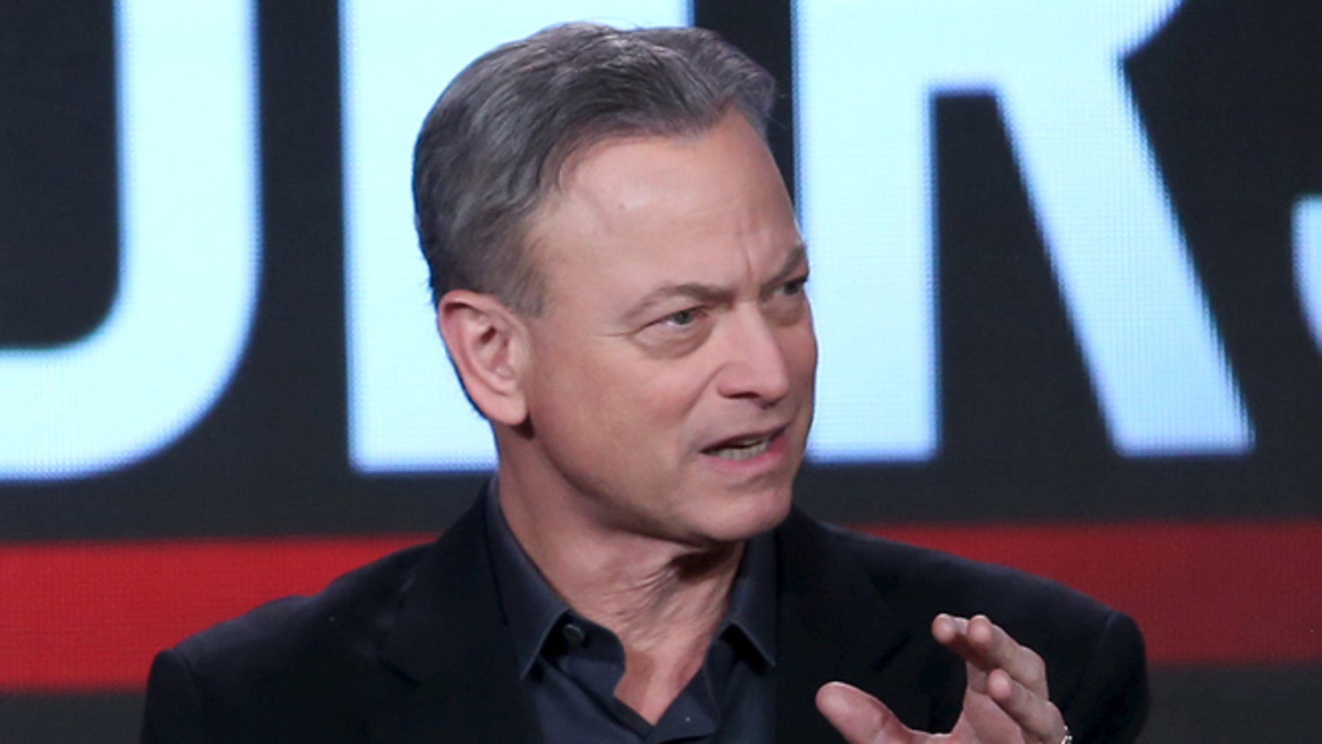 Gary Sinise attended the dedication of a 'smart home' for a veteran in Maryland.
