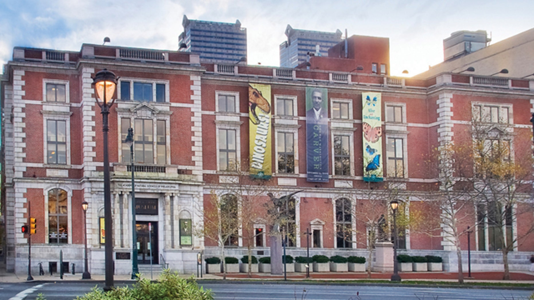 The Academy of Natural Sciences in Philadelphia, where the first annual Geek Awards will be held on Friday, Aug. 19.
