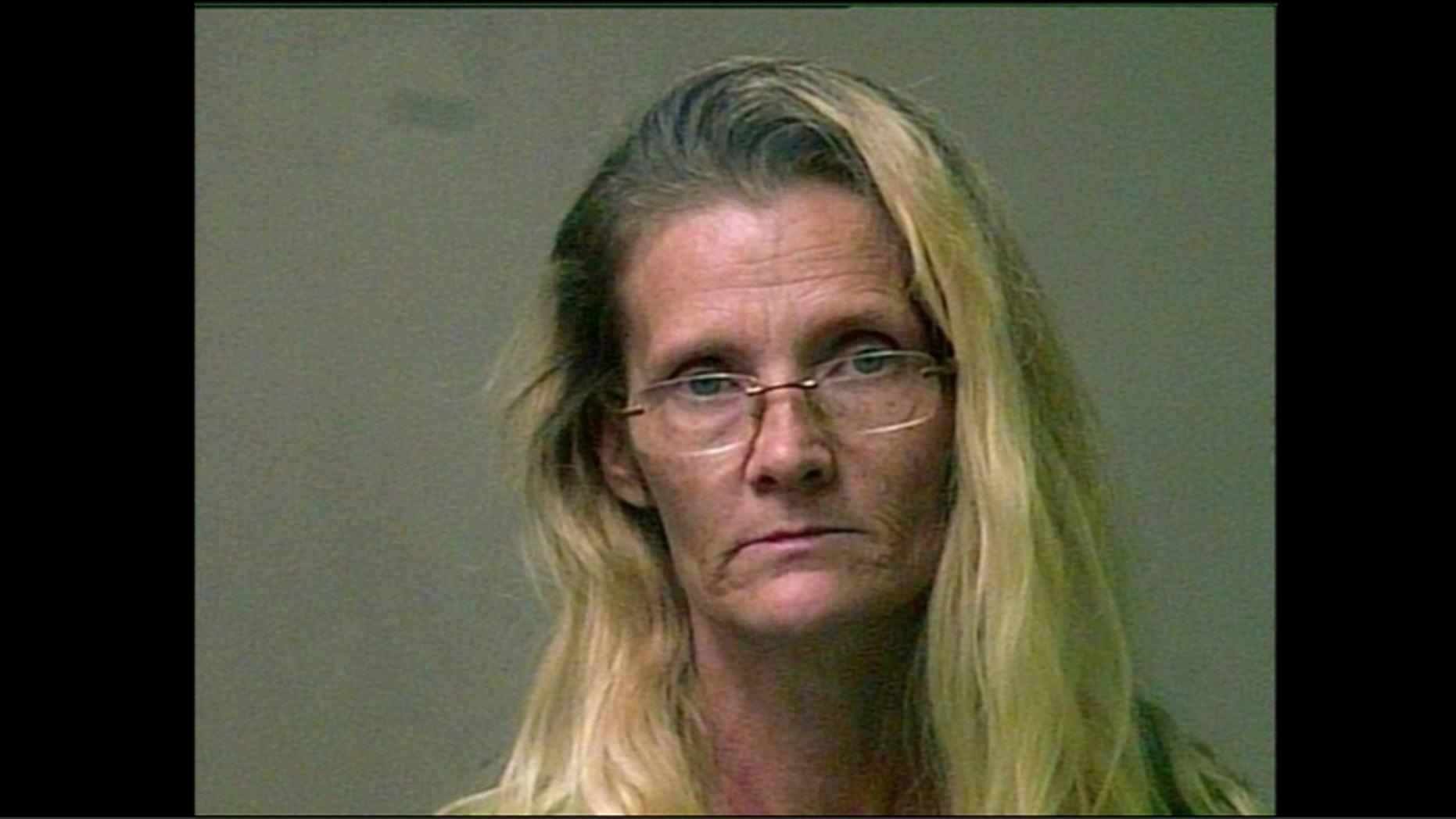 Geneva Robinson was sentenced Thursday for allegedly torturing her granddaughter in 2014.