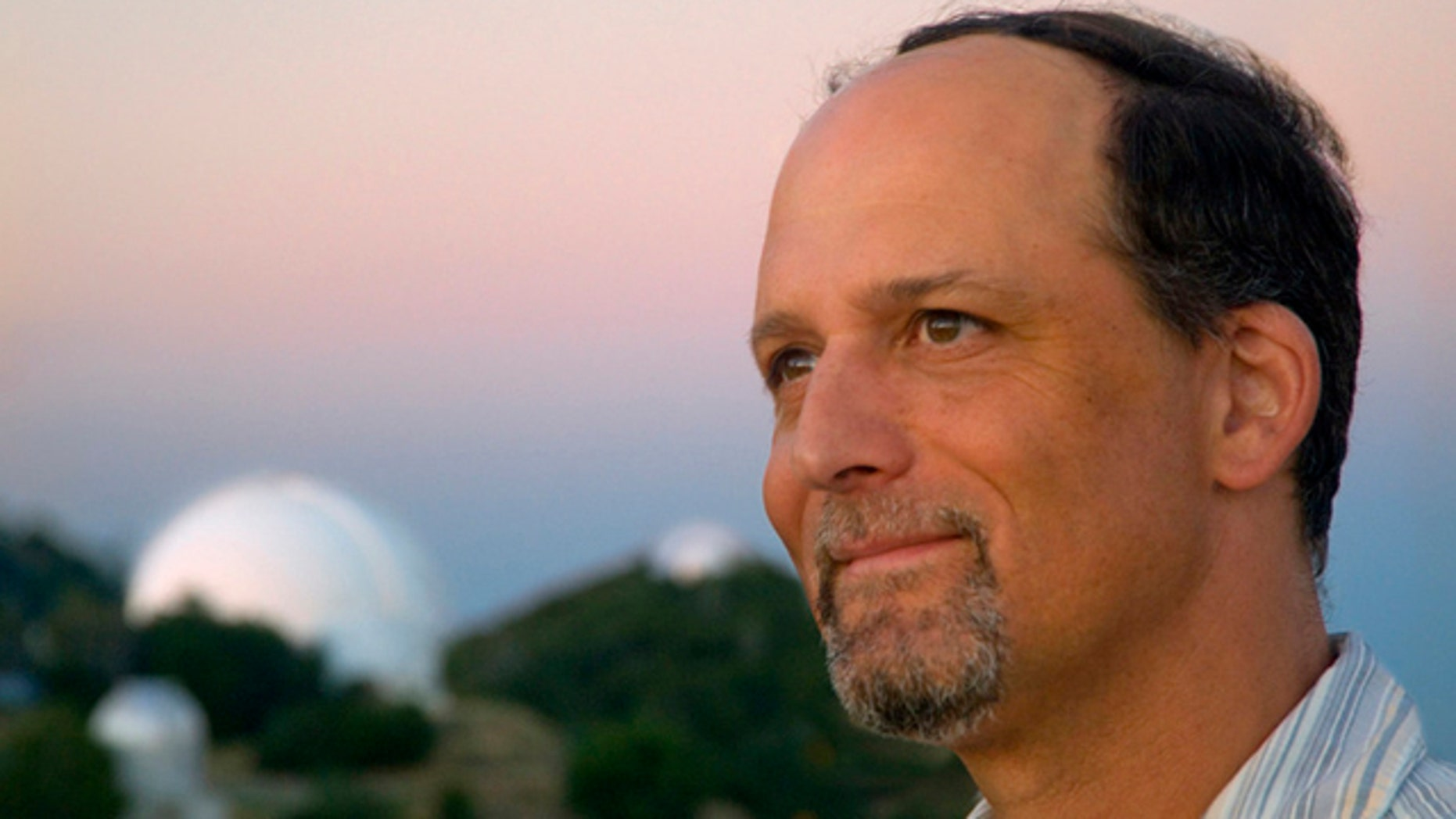 This undated photo shows former University of California-Berkeley astronomy professor Geoffrey Marcy, who resigned Wednesday, Oct. 14, 2015 over sexual harassment allegations by several female students (NASA)