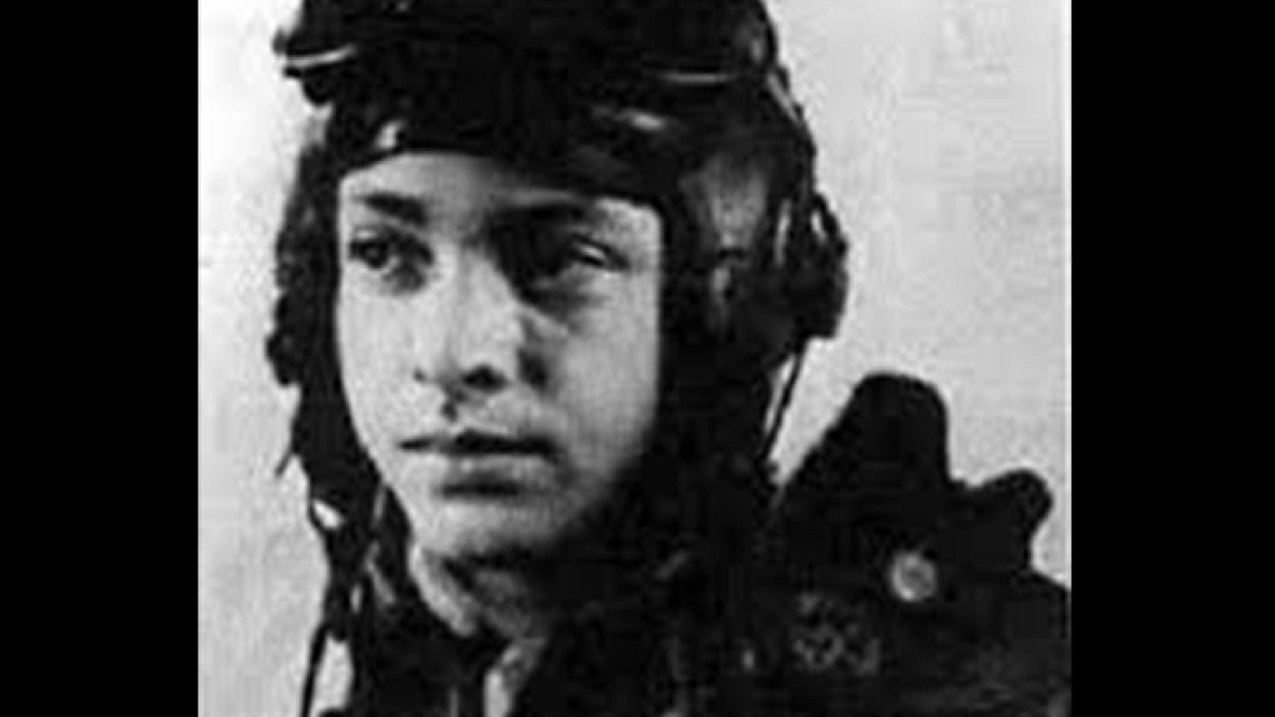 George Hardy, a Tuskegee airman, flew 21 World War II combat missions in the spring of 1945.