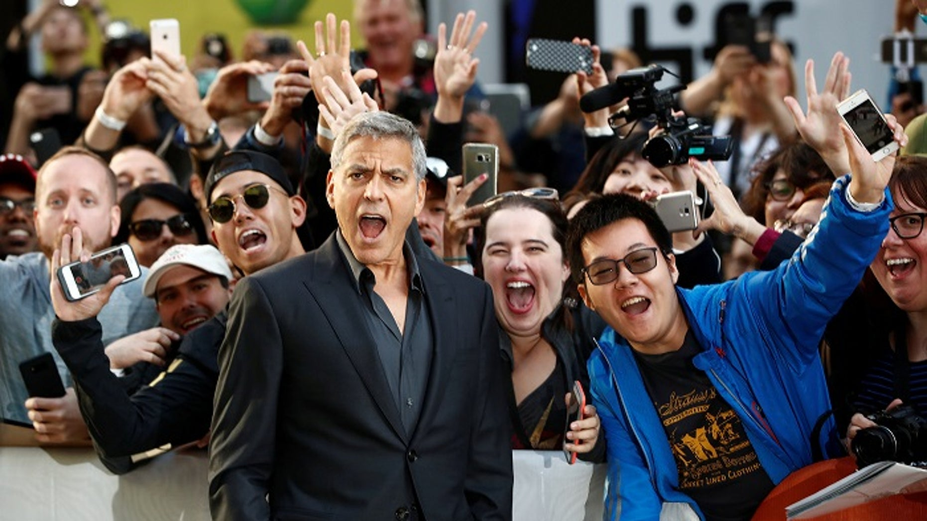 """George Clooney's former """"ER"""" star claimed the A-list star """"helped blacklist"""" her from Hollywood after she reported being harassed on the set."""