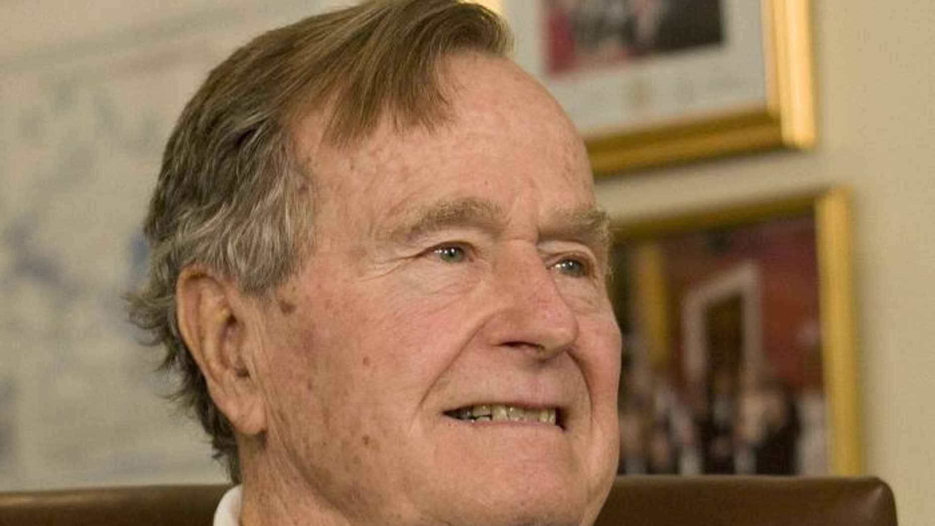 George H.W. Bush, a 41st boss of a United States, died Friday during age 94.