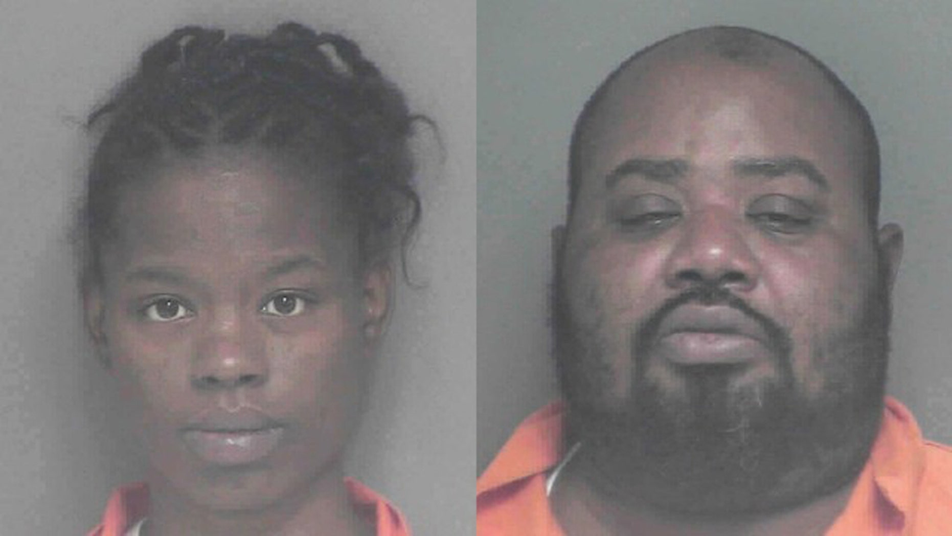 Nathaniel Smith and LaTasha Smith turned themselves in to the Bryan County Sheriff's Office.
