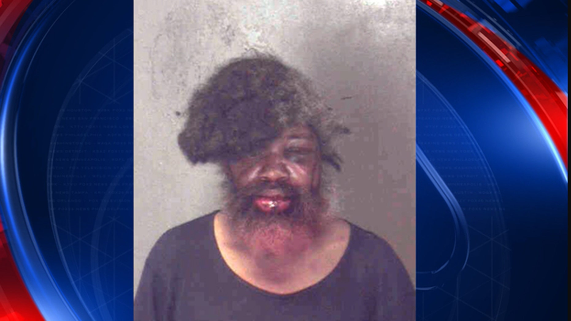 Police say Sydrick Heard, 61, tried to kidnap a child at an Atlanta park.