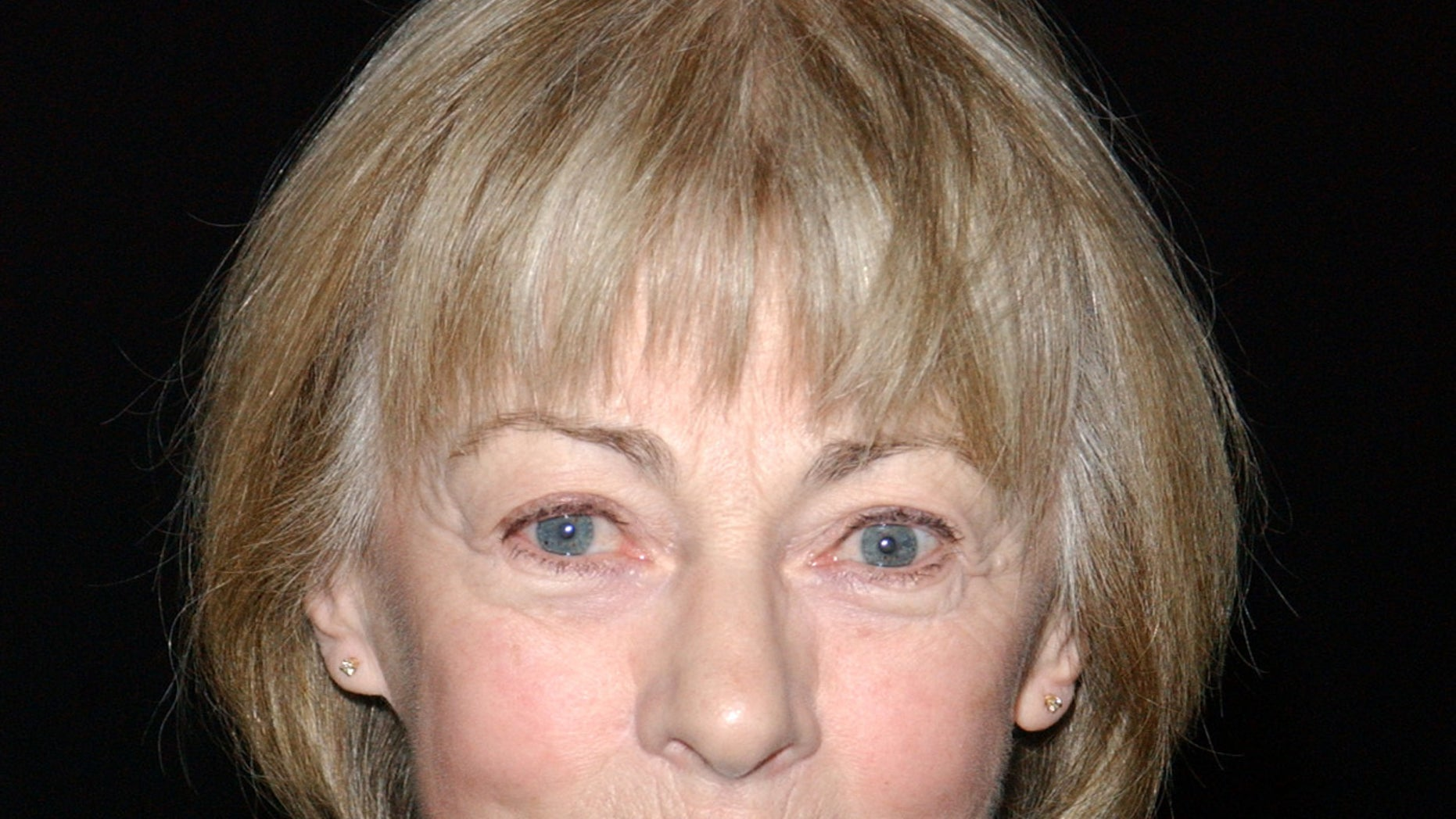 Nov. 4, 2003. British actress Geraldine McEwan is seen in London. The family of longtime actress Geraldine McEwan says she has died following treatment for a stroke. She was 82.