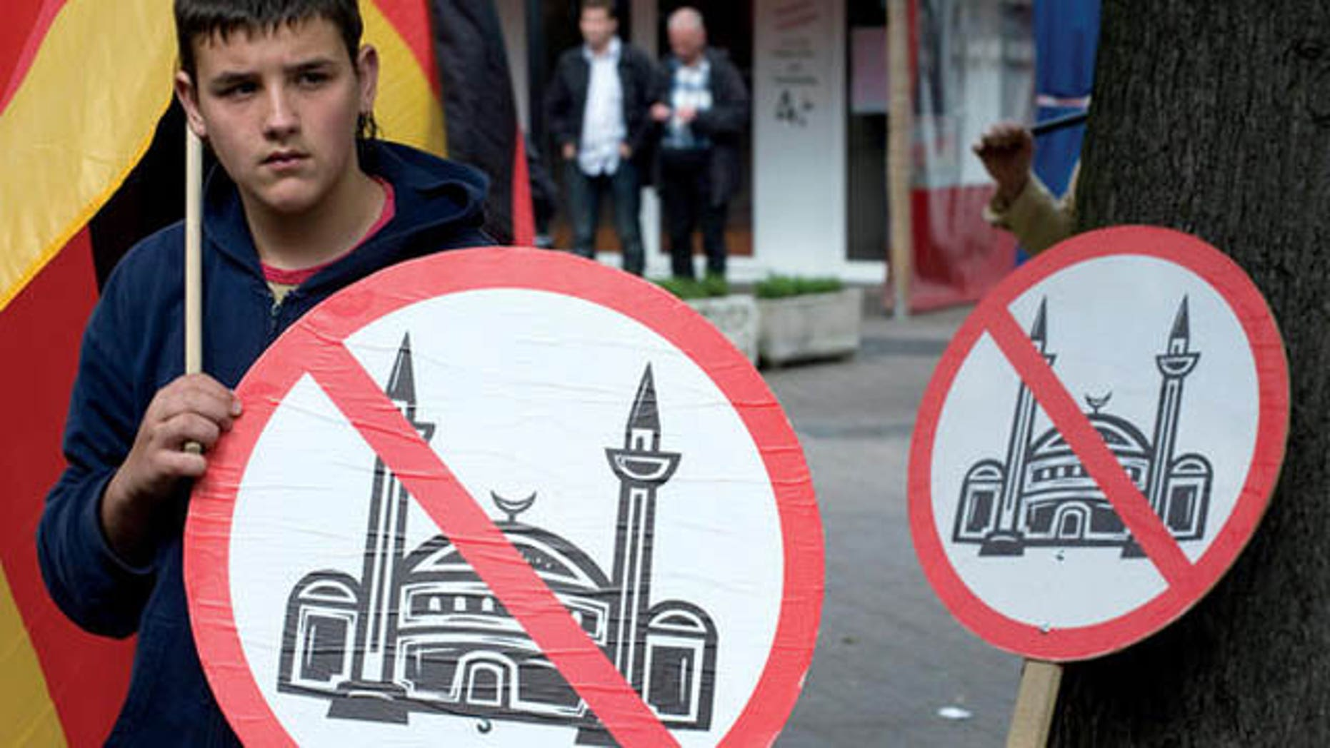 """The book """"Germany is Doing Away With Itself,"""" written by Thilo Sarrazin, continues to tap into growing anti-Muslim sentiment in Germany."""