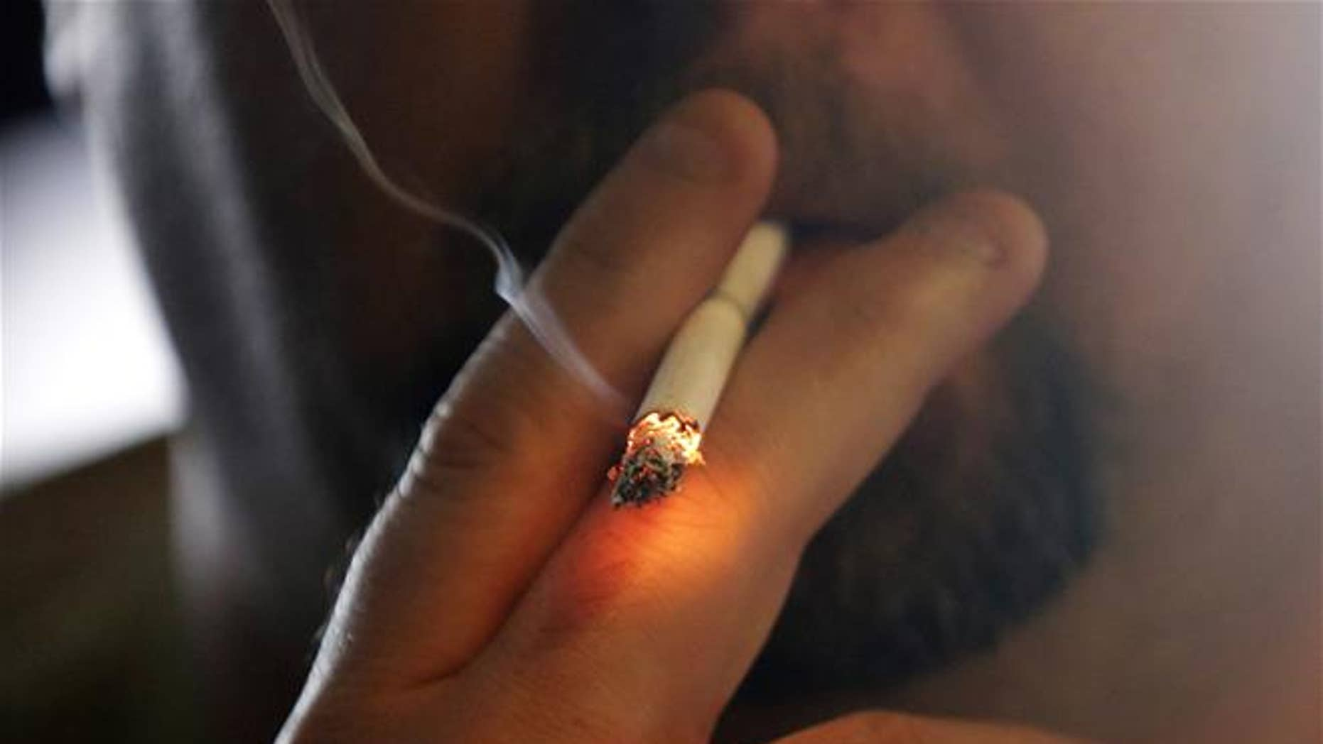 Kids of men who smoke may be born with a higher tolerance to drugs, even life-saving ones.