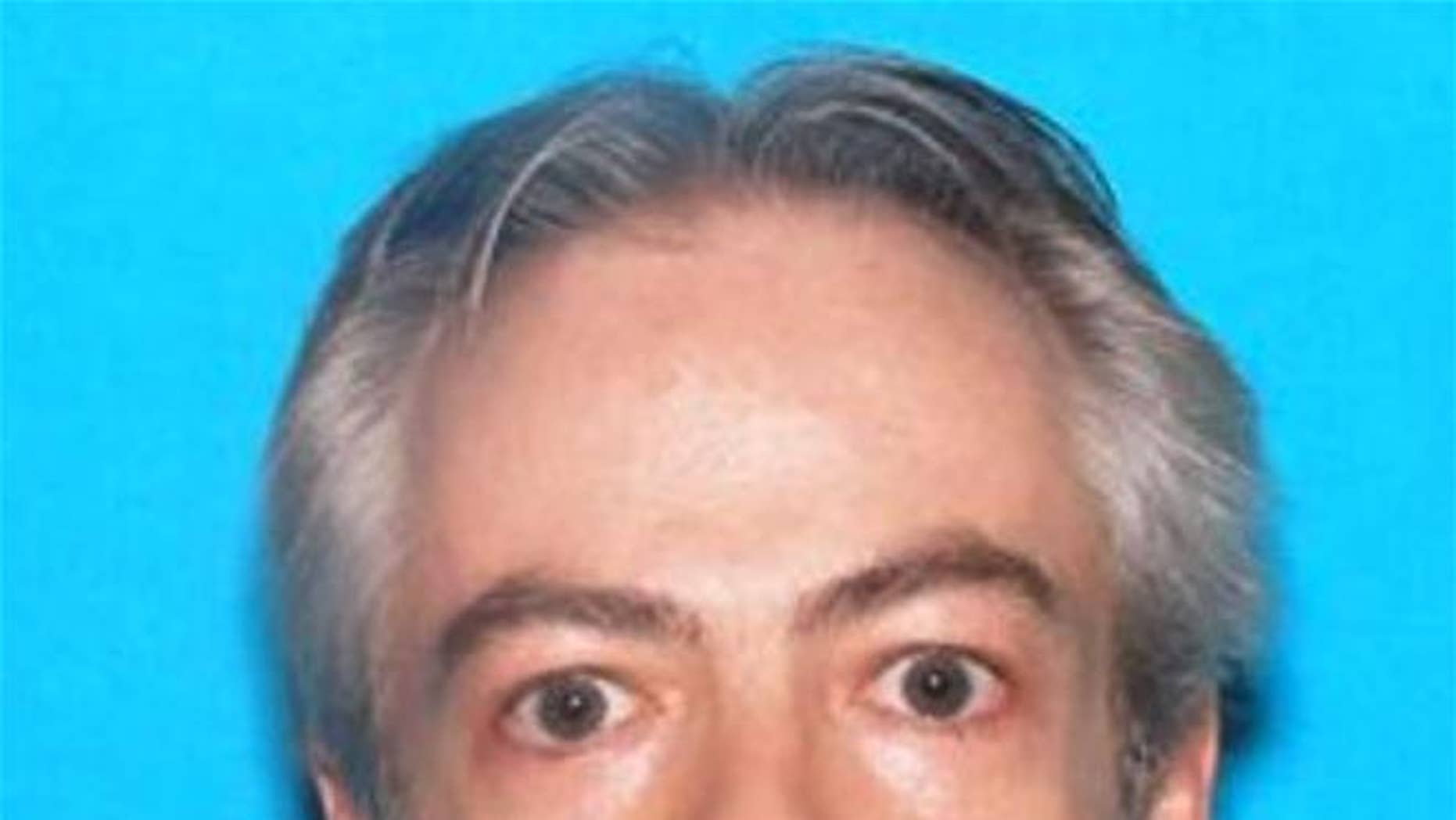 This photo released by the Chicago Police Department shows Wyndham Lathem, an associate professor of microbiology and immunology at Northwestern University.