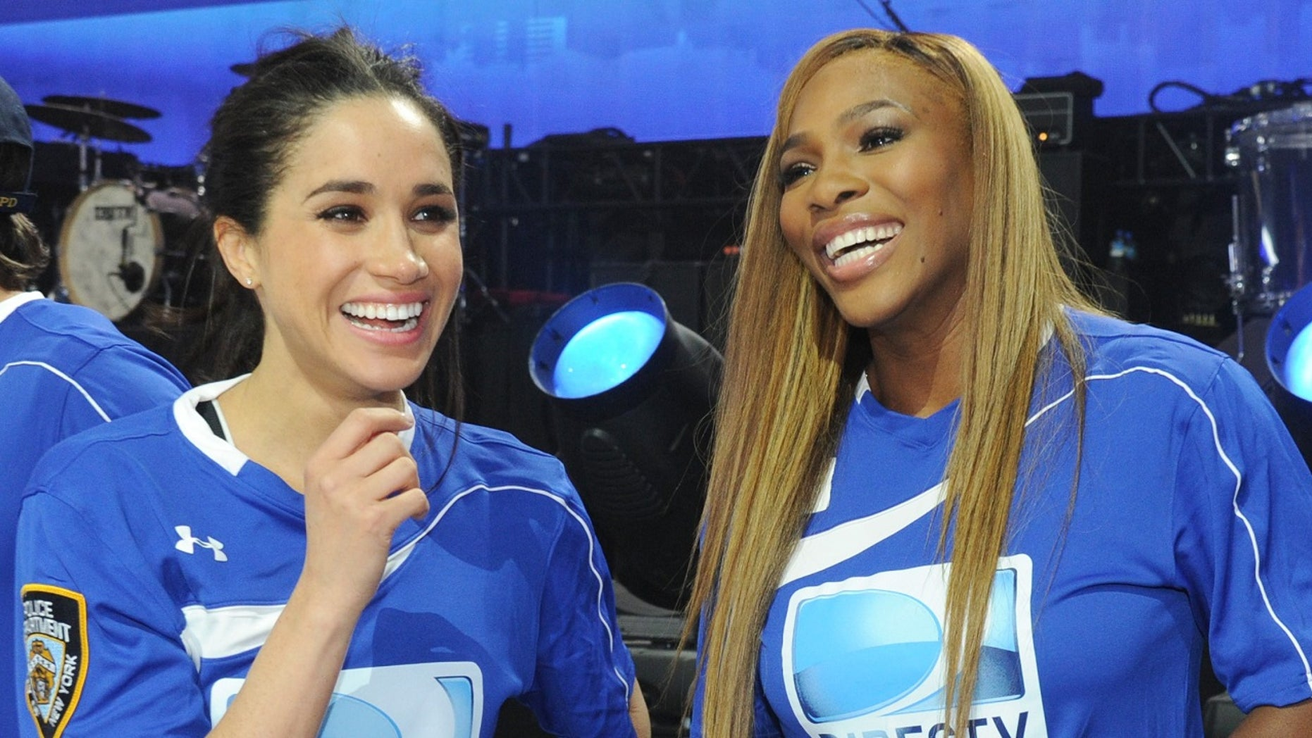 Serena Williams talked about her lasting friendship with Meghan Markle.