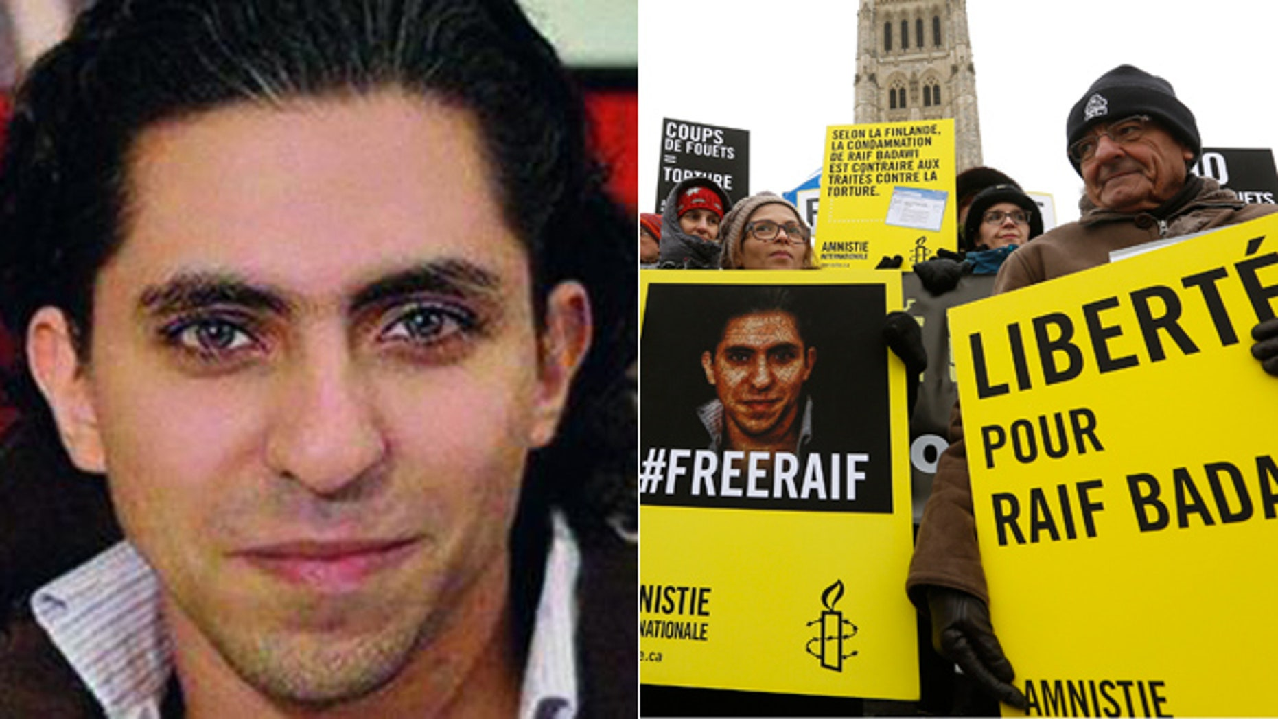 Raif Badawi was sentenced to 1,000 lashes and 10 years in prison for criticizing Islam, sparking international outcry.