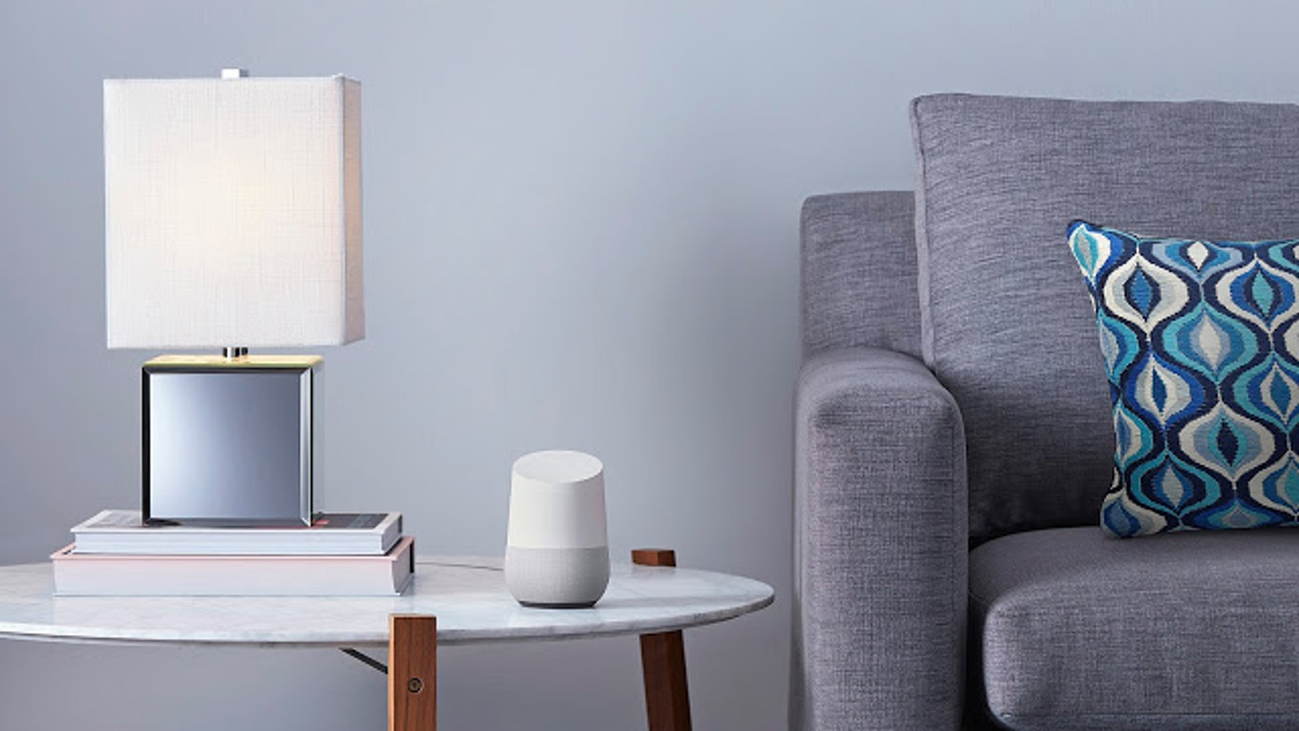 Google Home. (Google)