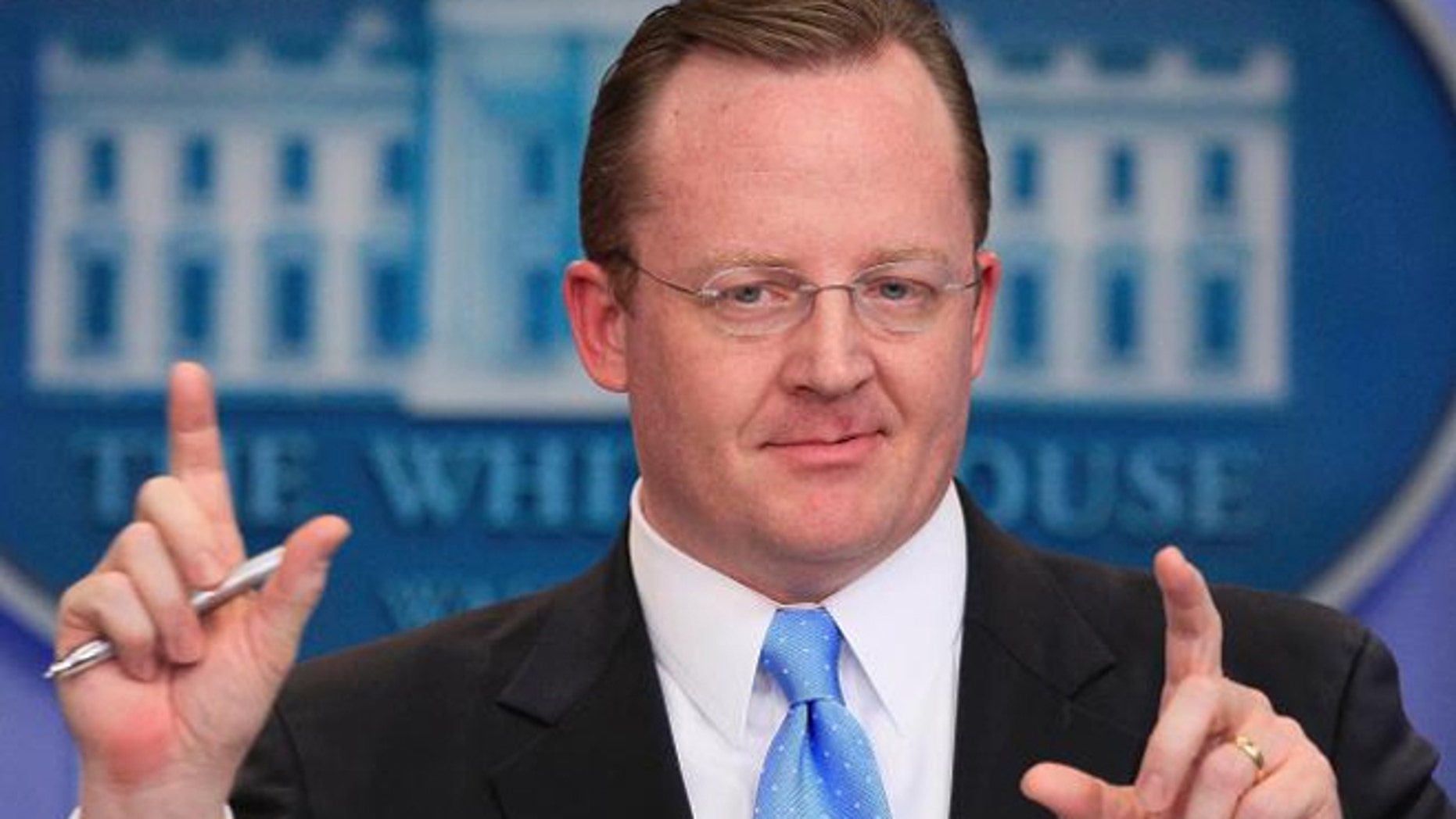 McDonald's hired former White House press secretary Robert Gibbs to help the fast-food giant improve its image.
