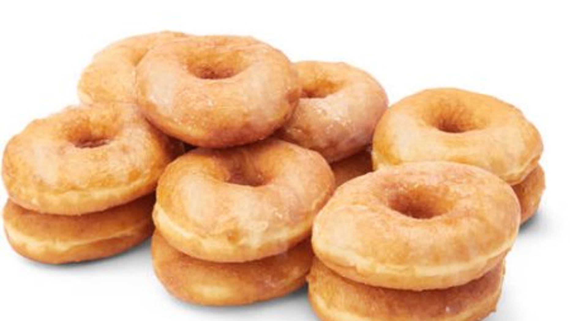 Free doughnuts will be handed out for National Doughnut Day on Friday.