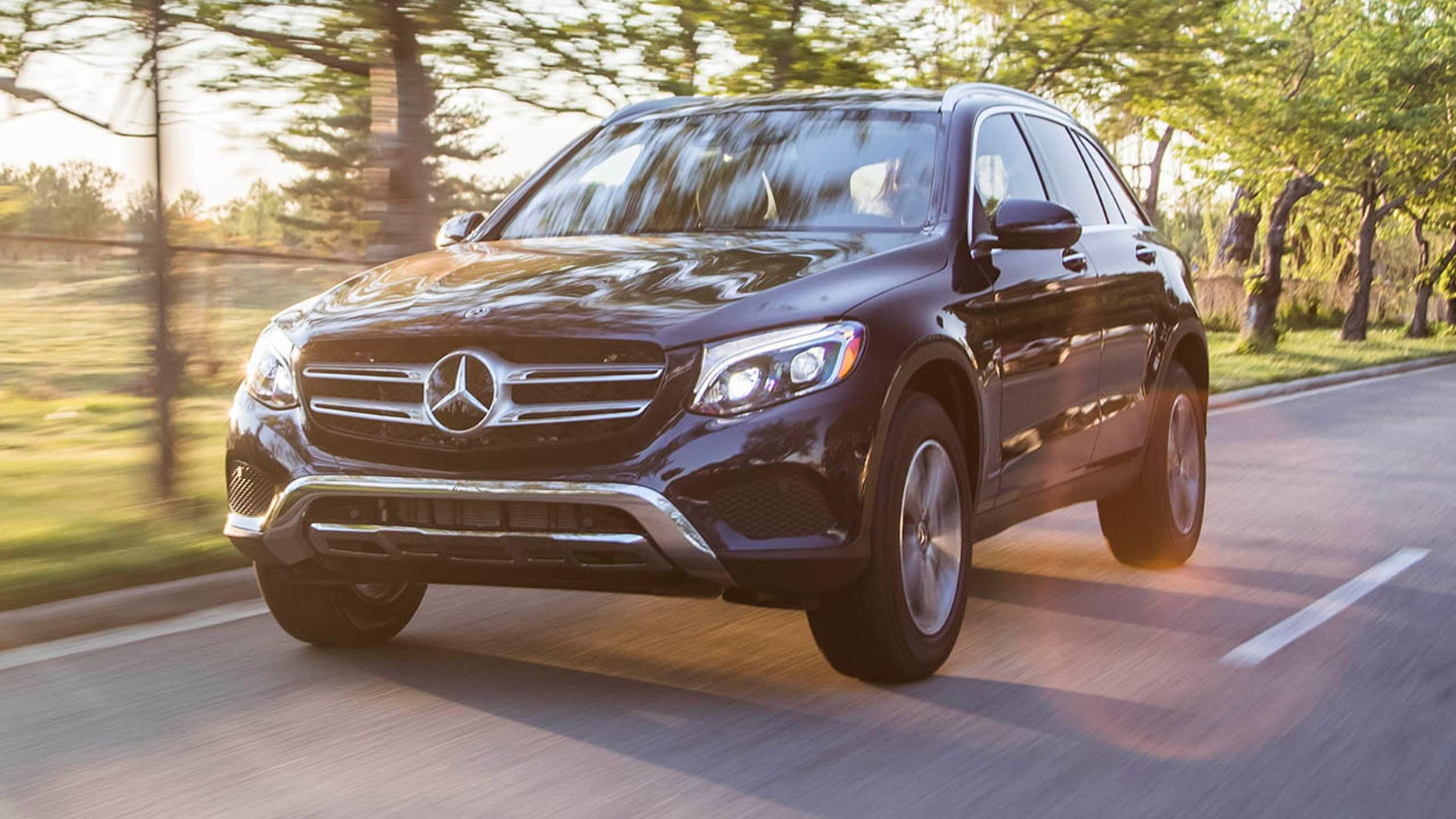 The 2018 Mercedes Benz GLC Is Imported From Germany.
