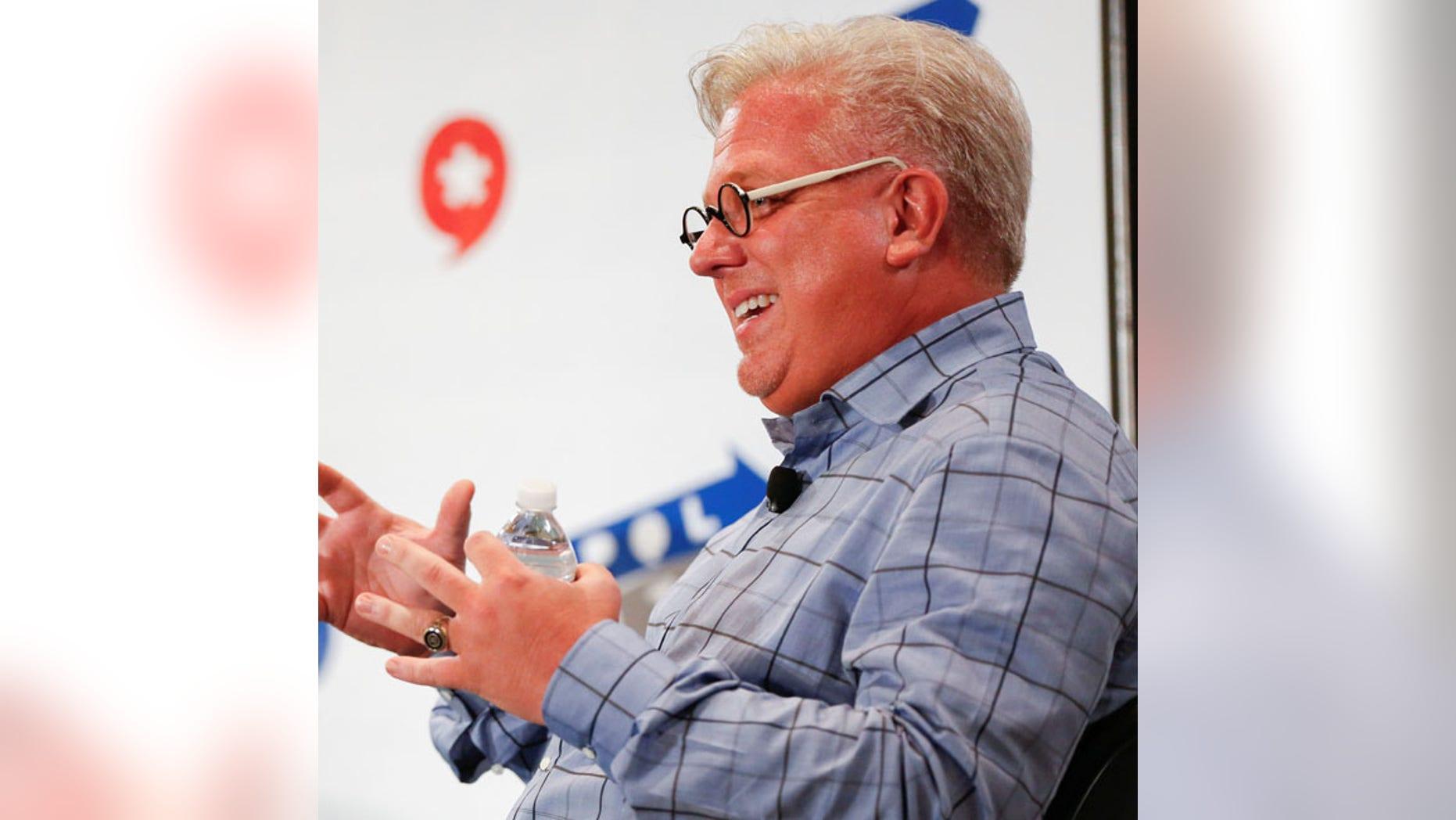 Glenn Beck, founder of The Blaze