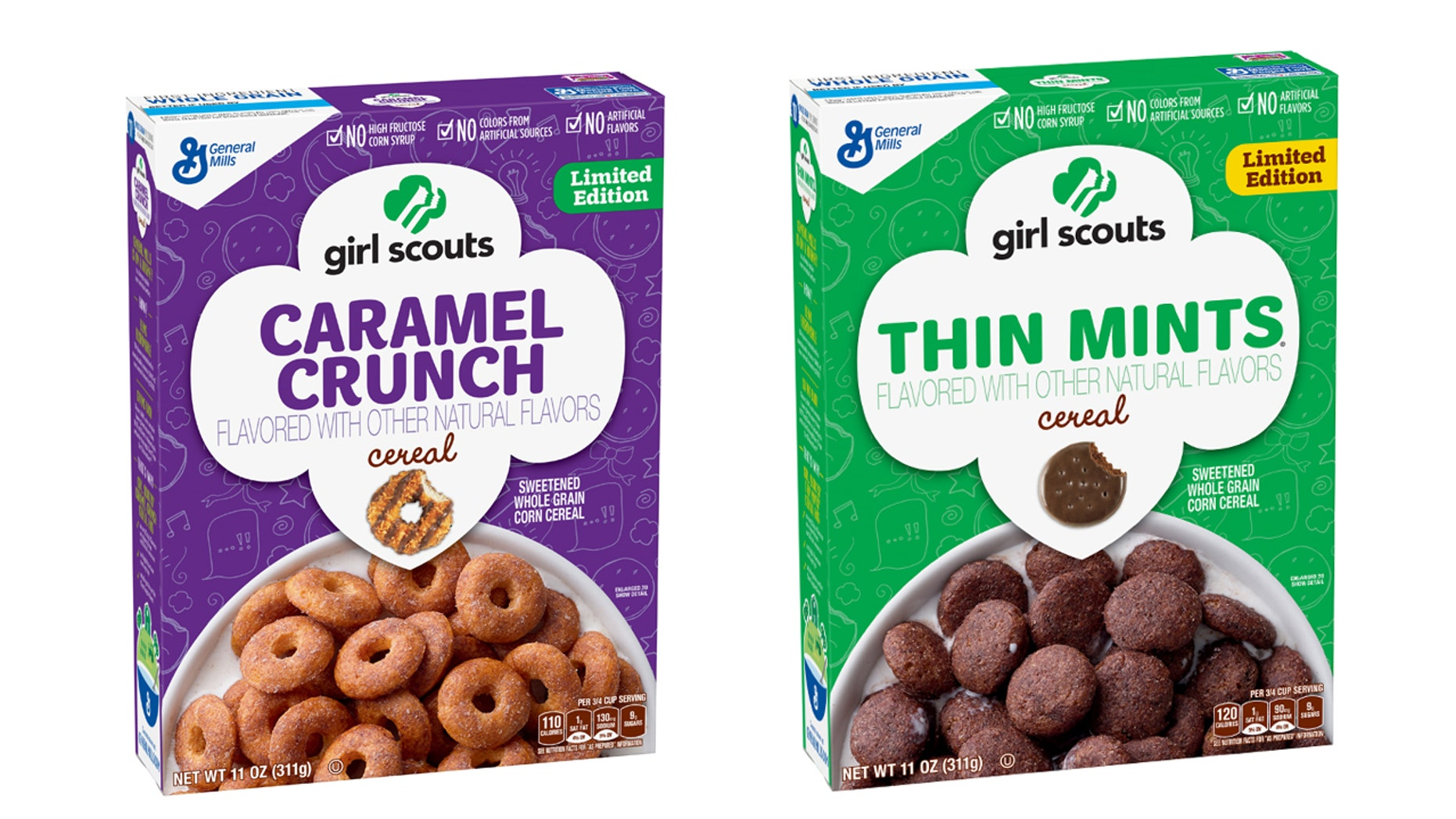 Will Girl Scout Cookie cereal save the dying cereal industry? | Fox News