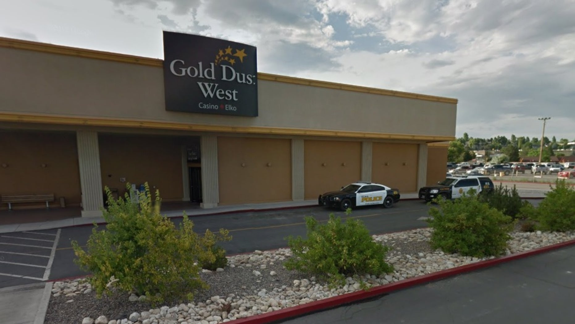The Gold Dust West casino in Elko, where Aguirre cashed in.
