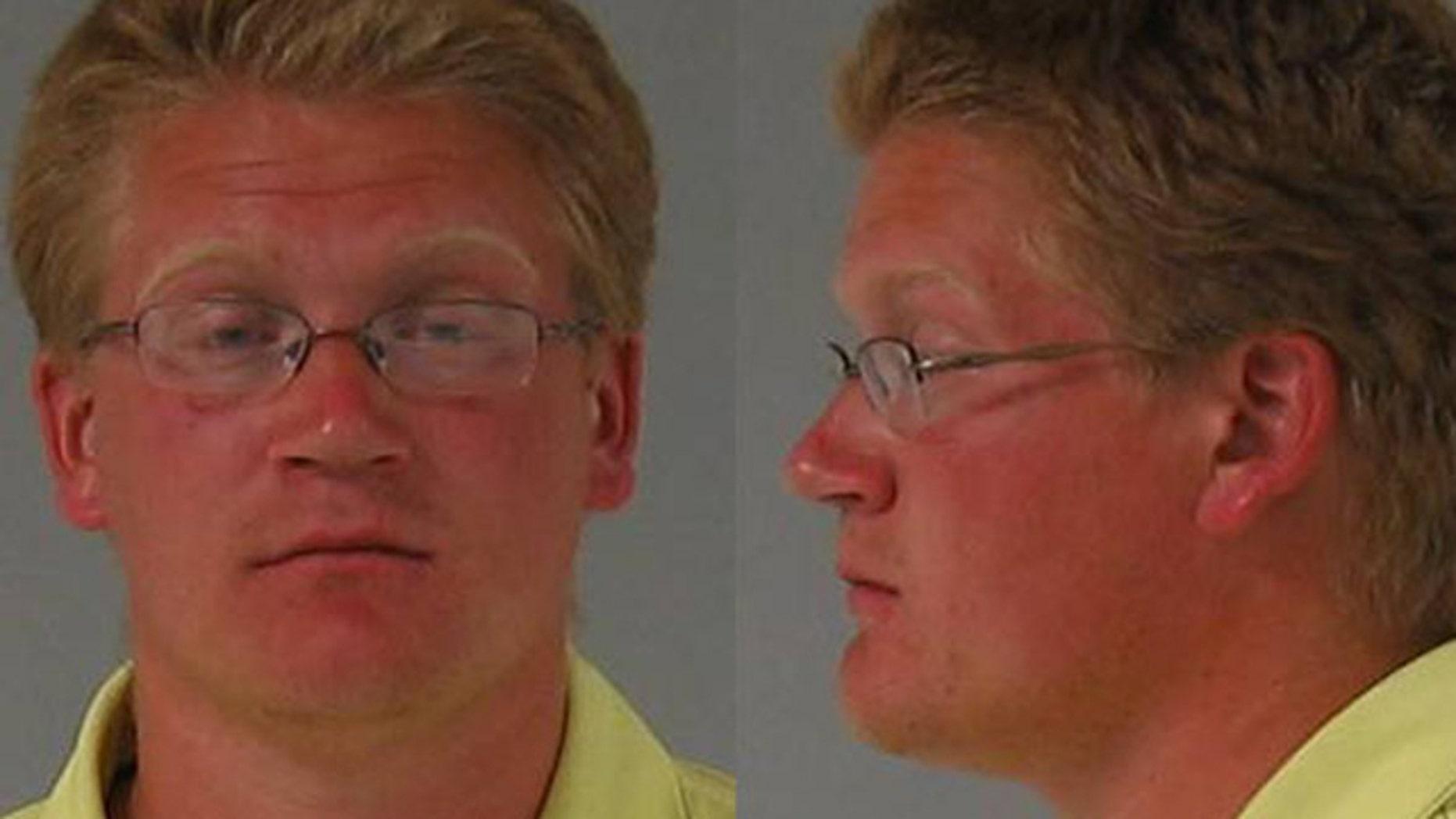 This undated photo shows 34-year-old Kyle Gordon Ernest.