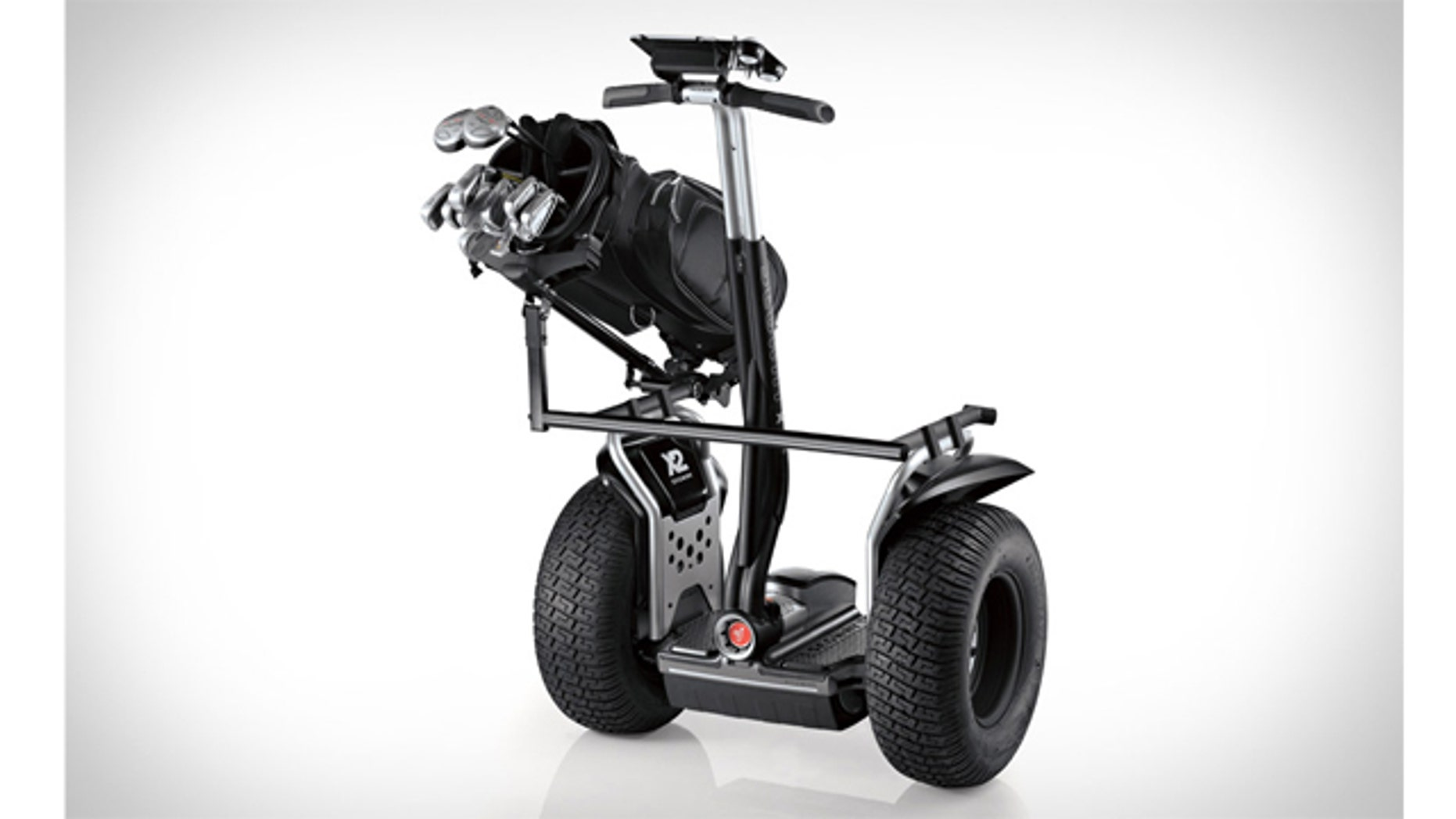 Liven up your links with the technology that's turning heads across the fairway and throughout the industry: the Segway x2 Golf.