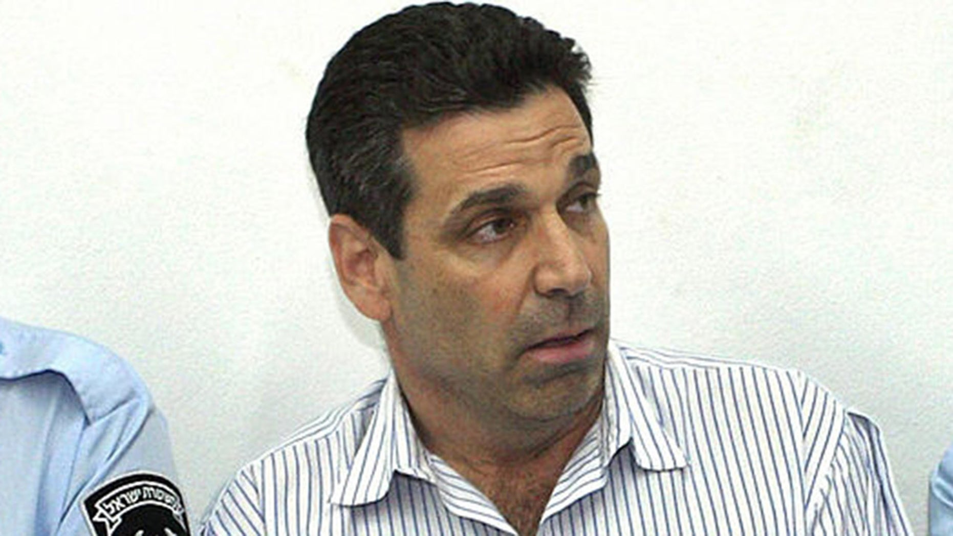 Gonen Segev, a former Israeli lawmaker, has been accused of spying for Iran.