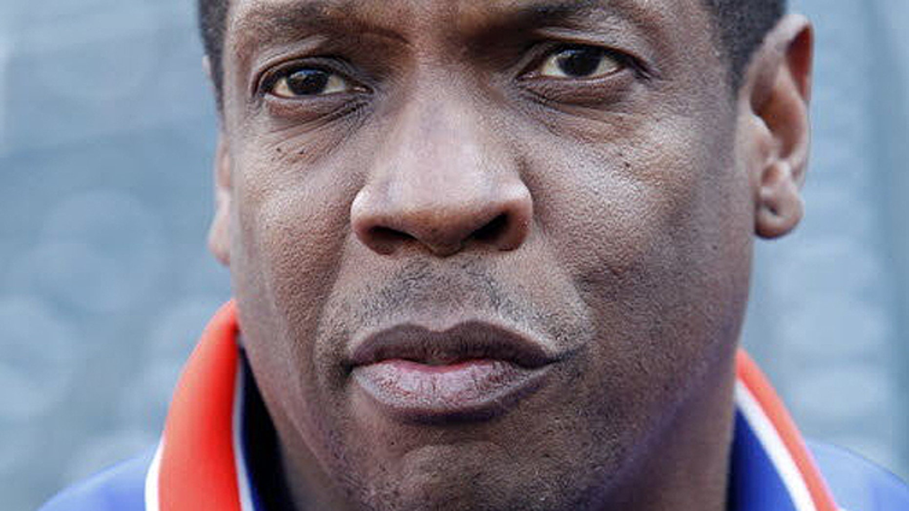 Former Major League Baseball pitcher Dwight Gooden, seen here in 2010, has reportedly been evicted from a New Jersey mansion after not paying rent for months. (AP)