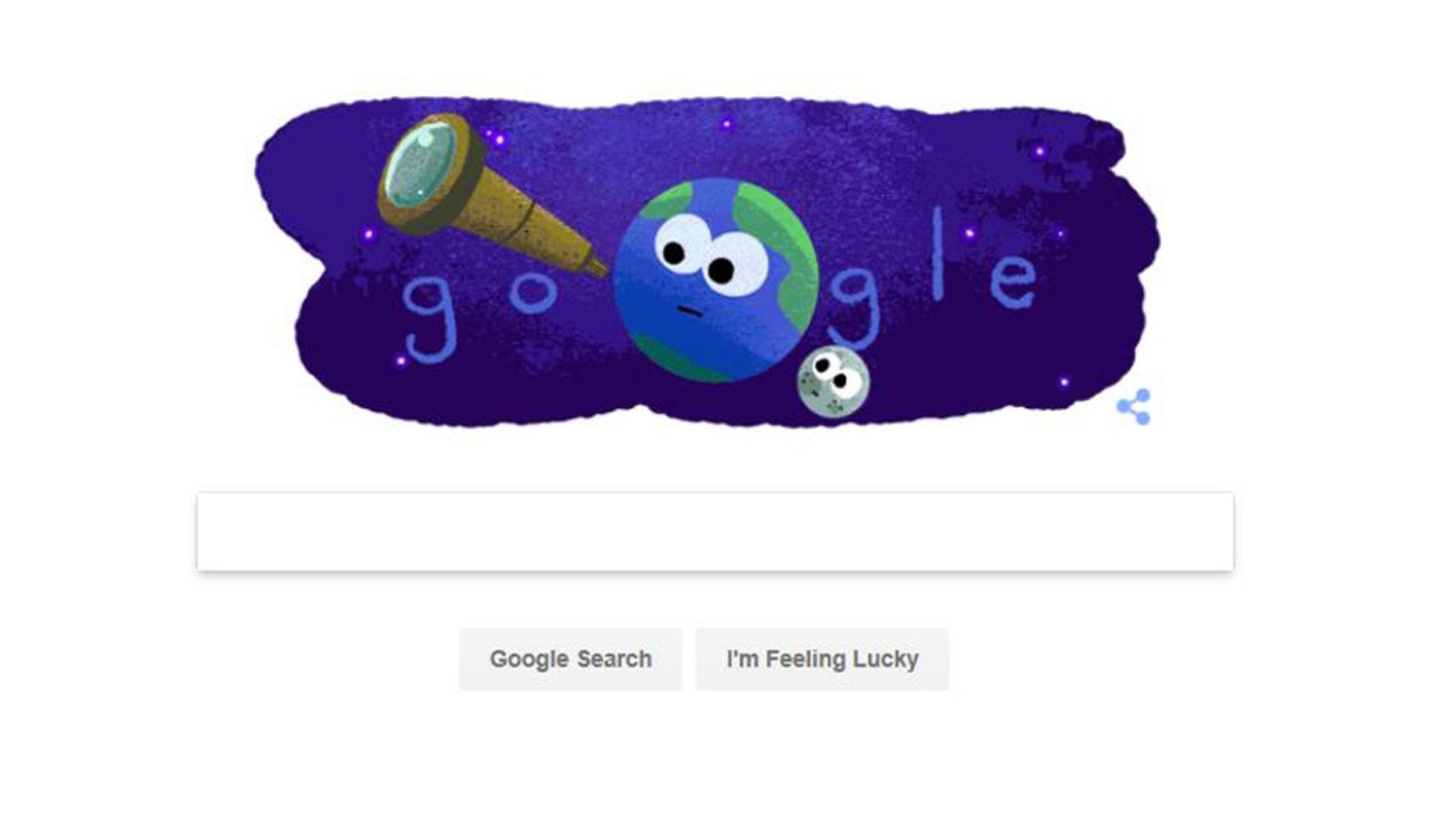 (Screenshot from www.google.com)