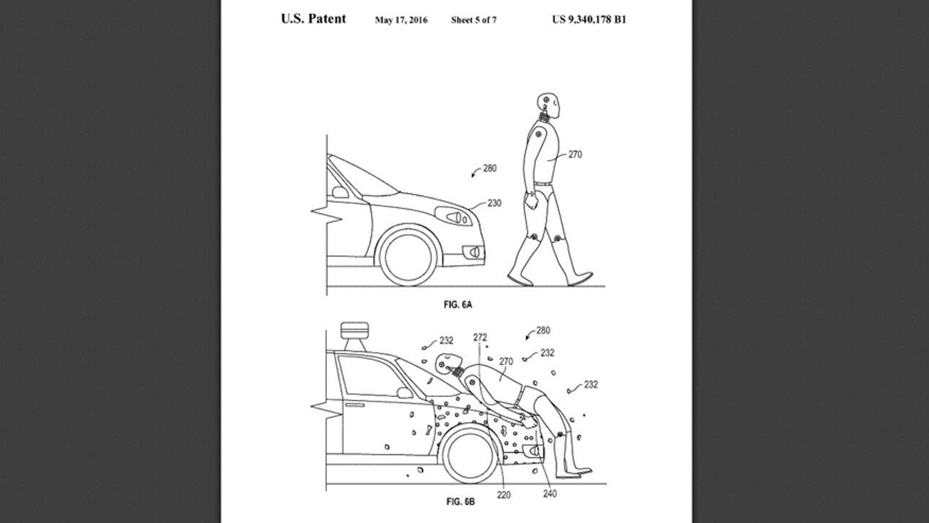 (Screenshot from Google's patent - www.uspto.gov)