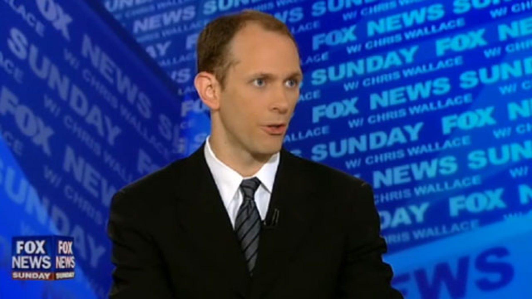 White House economic adviser Austan Goolsbee speaks on 'Fox News Sunday' Sept. 12. (FNC)
