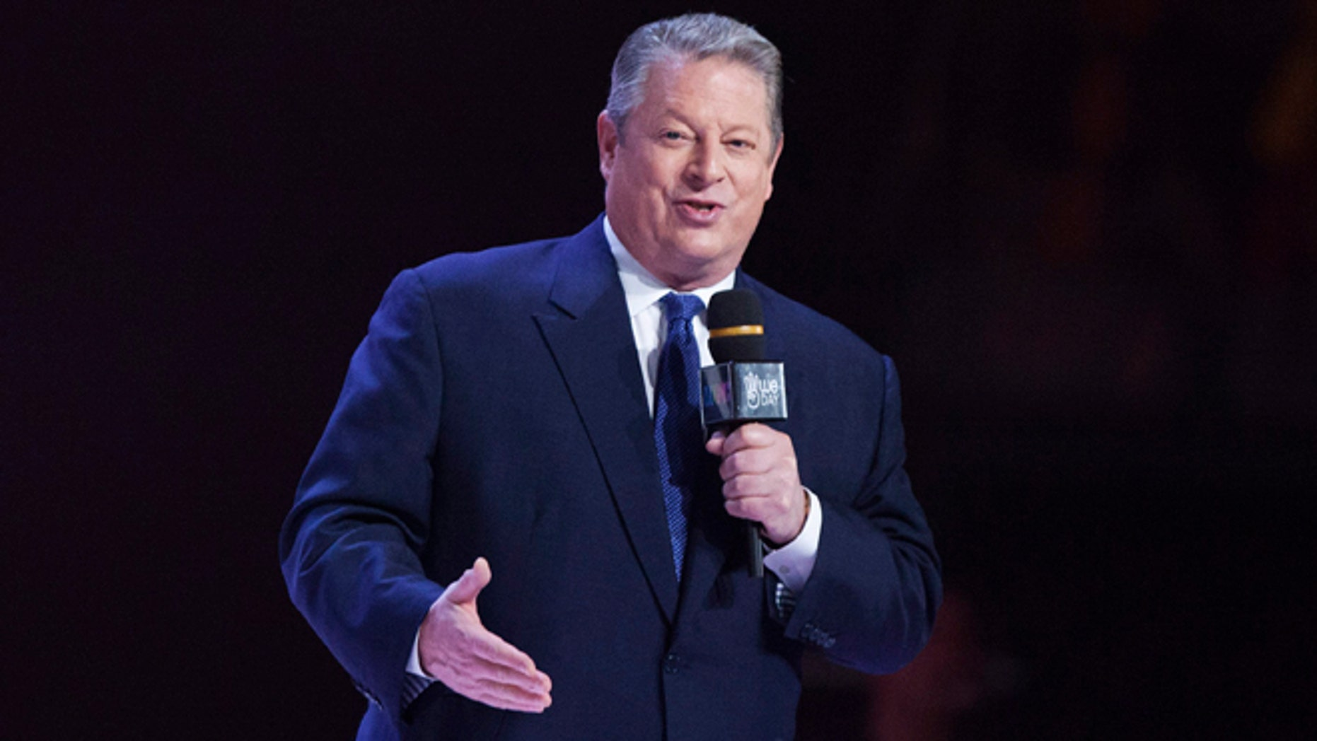 Sept. 28, 2012: Former Vice President Al Gore speaks at an event in Toronto.