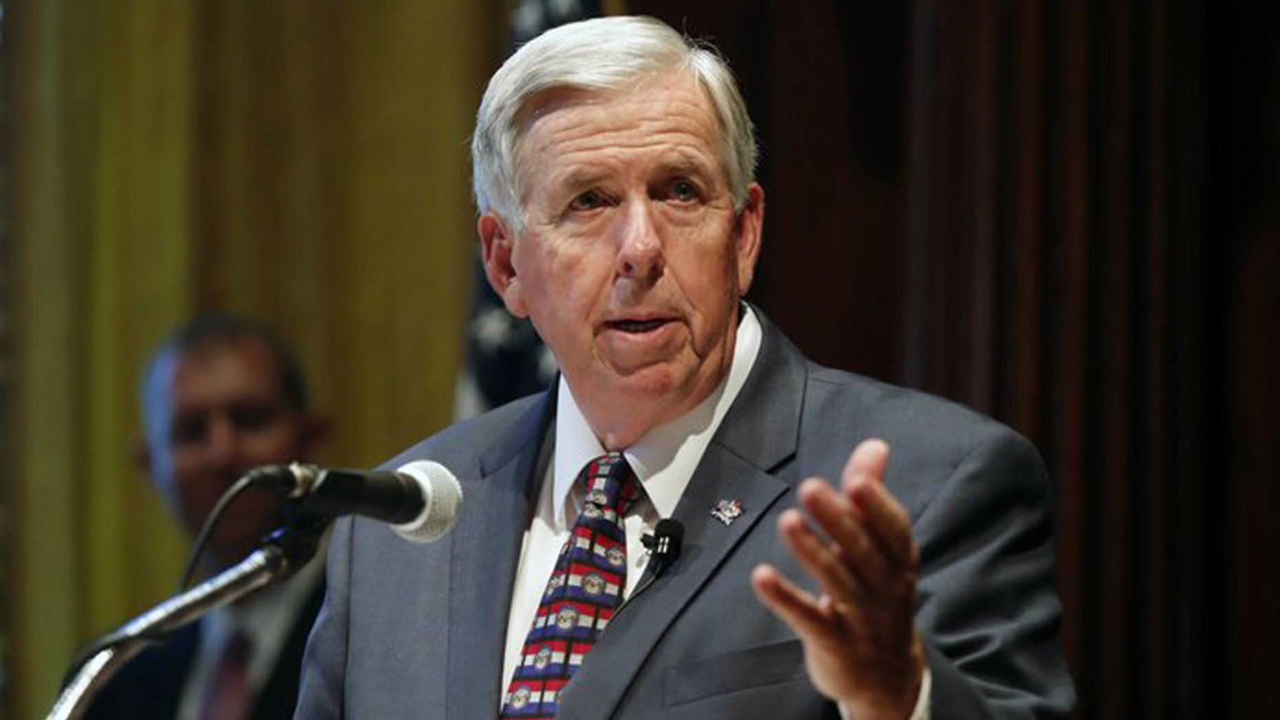Missouri Gov. Gov. Mike Parson signed a law on Friday that outlaws marriage between 15-year-olds.