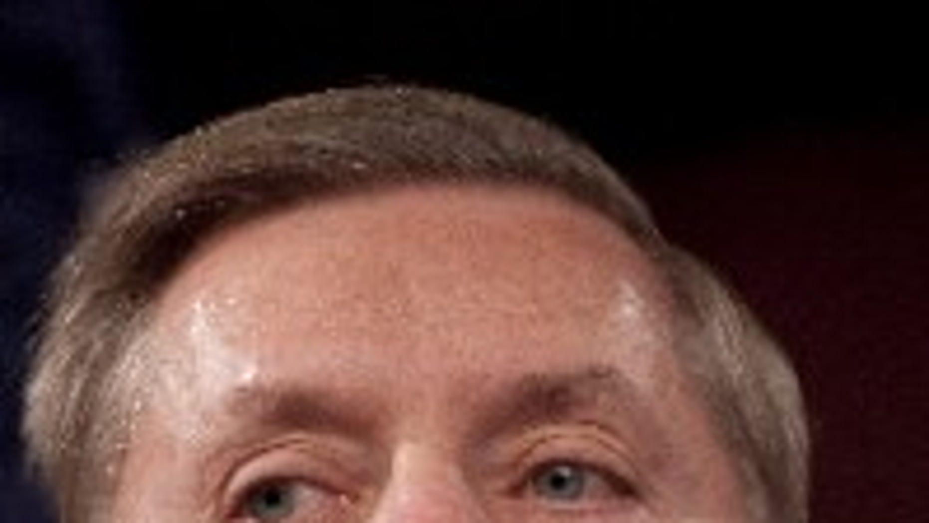 Senator Lindsey Graham (R-SC)  (AP Photo)