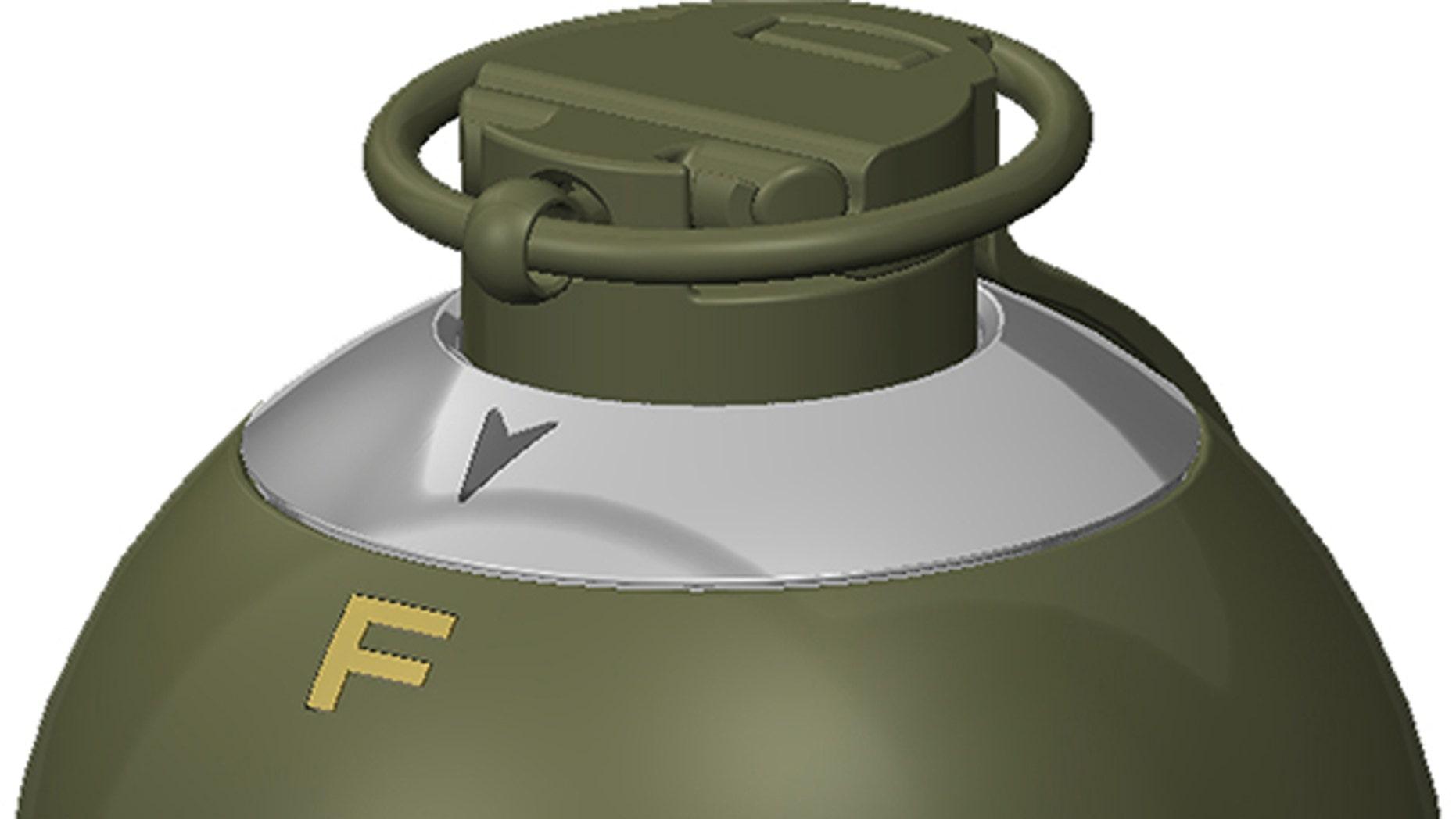 The Enhanced Tactical Multi-Purpose (ET-MP) grenade (U.S. Army).