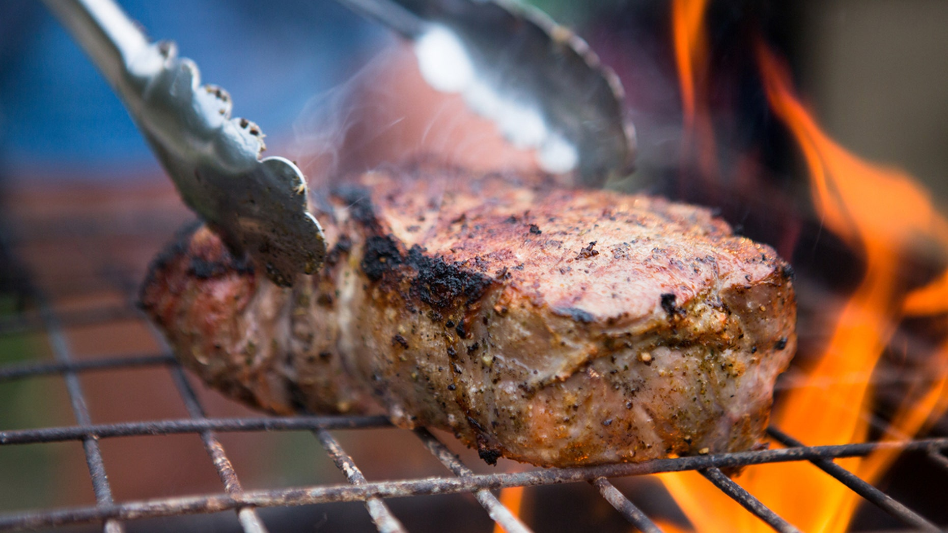 Don't be afraid to flip that steak more than once. It actually might cook faster and more evenly.