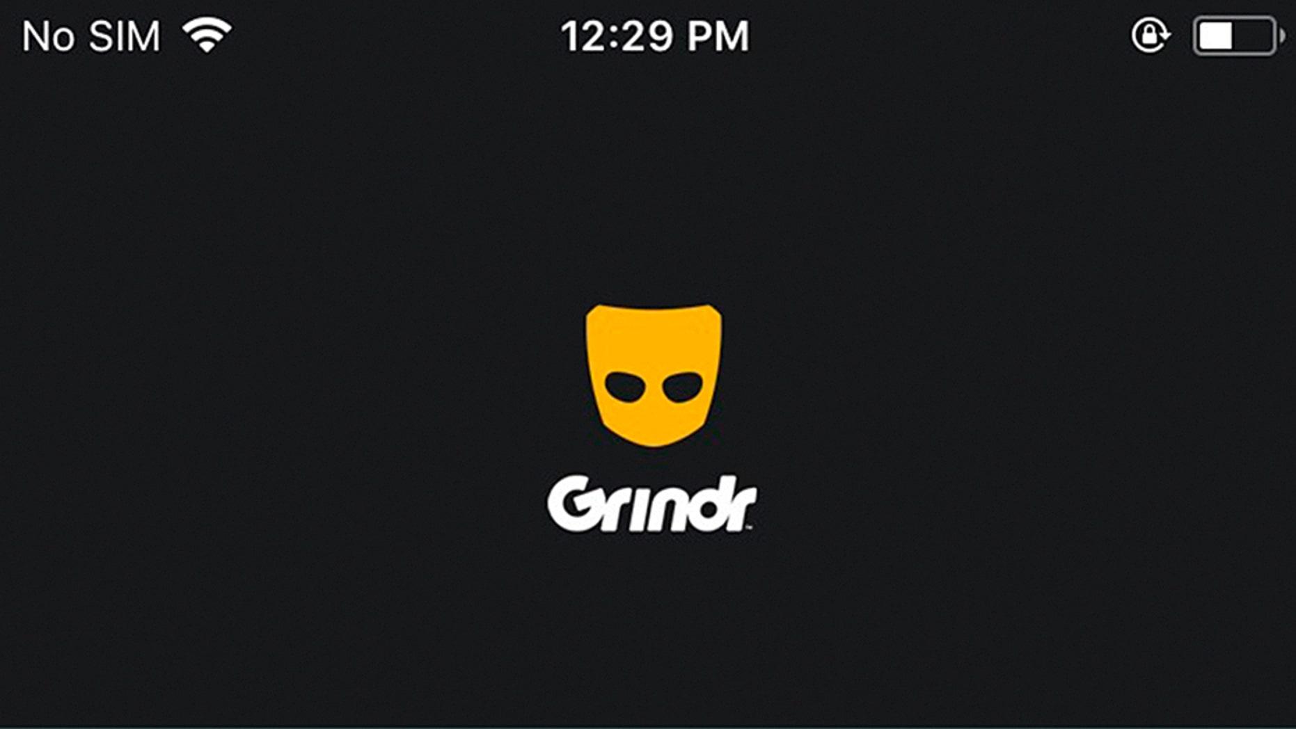 Dating app Grindr Monica och Chandler första krok upp