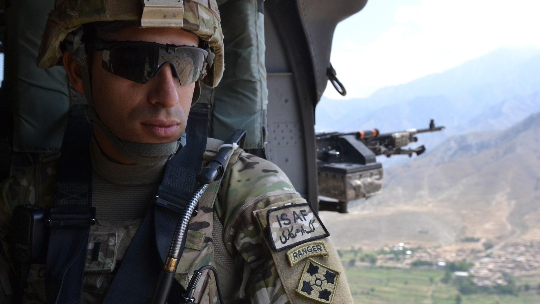 Capt. Florent Groberg (US Army)