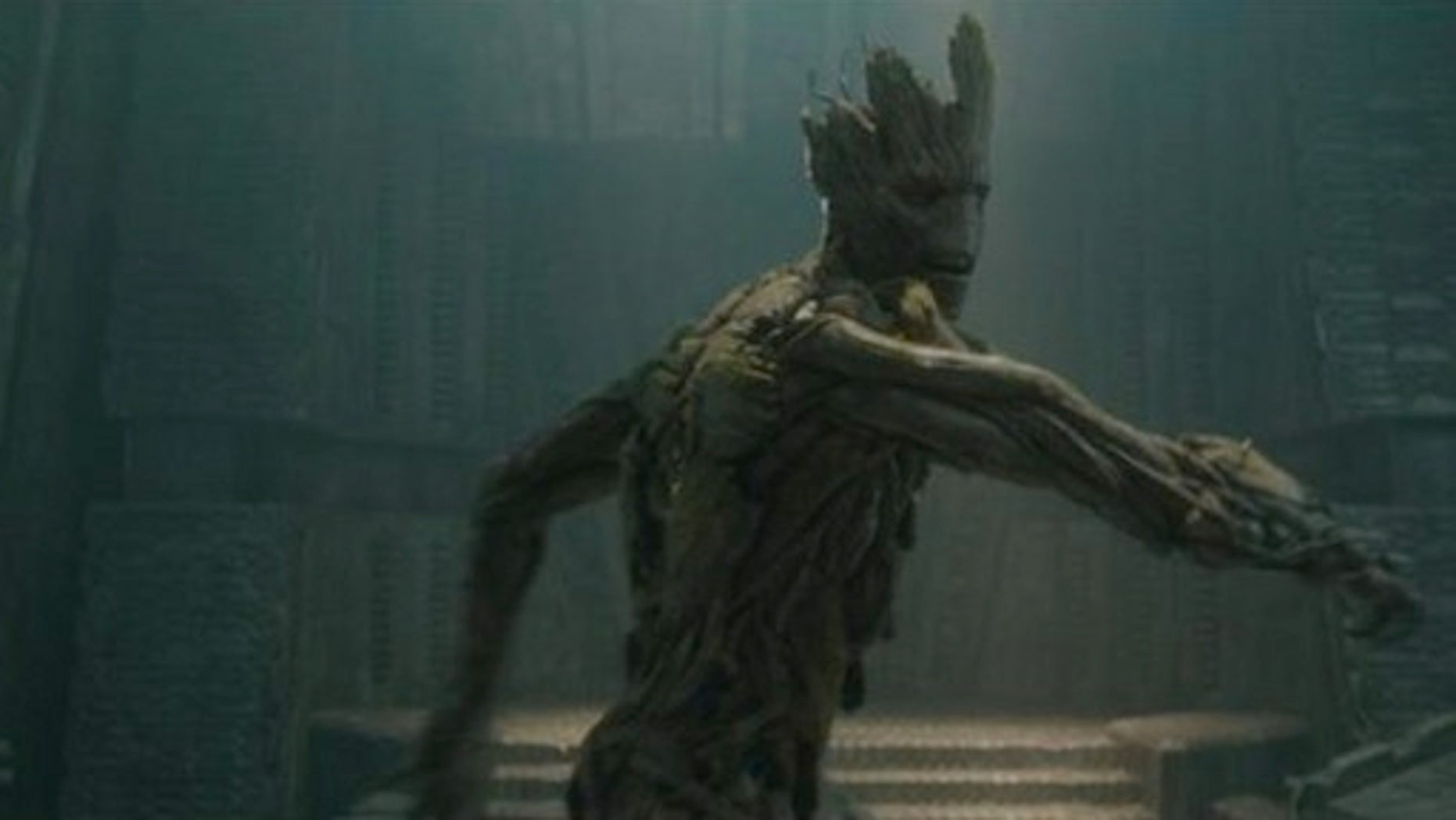 """In the film """"Guardians of the Galaxy,"""" the character """"Groot"""" is a tree that can walk and talk."""