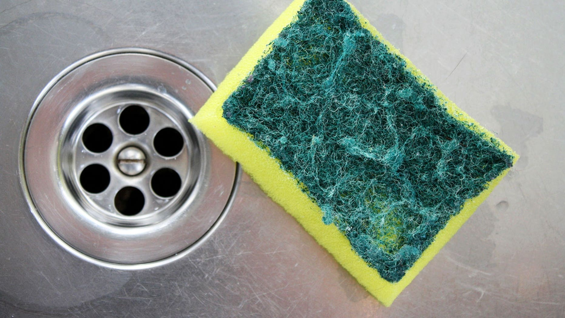 The tried-and-true methods for de-funkifying a nasty sponge.