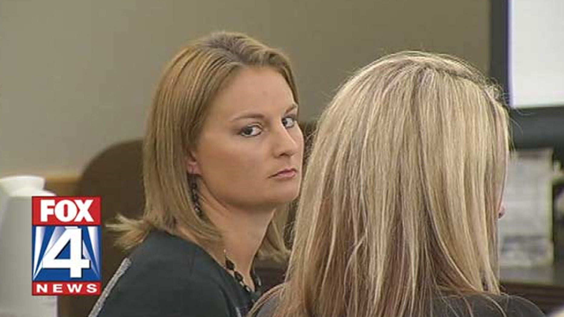 Brittni Colleps gets five years in prison for having an improper relationship with five of her students.