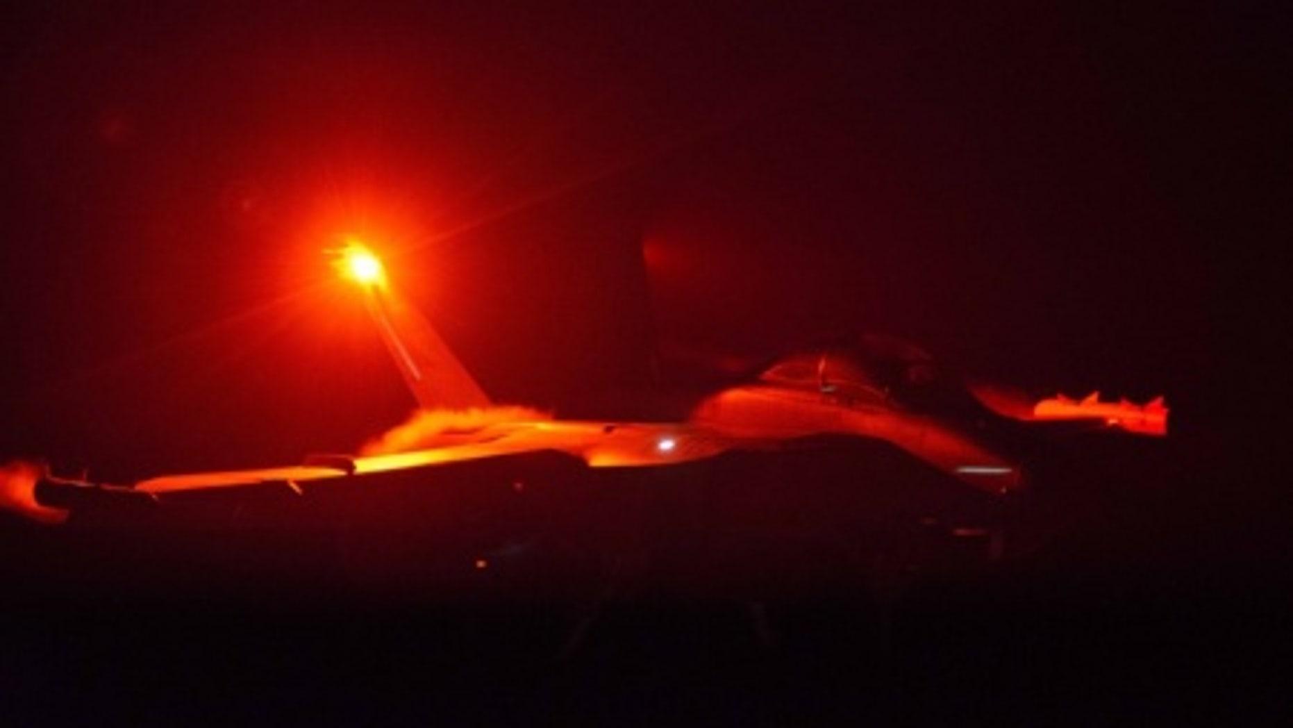 An EA-18G Growler. (U.S. Navy/Lyle H. Wilkie)