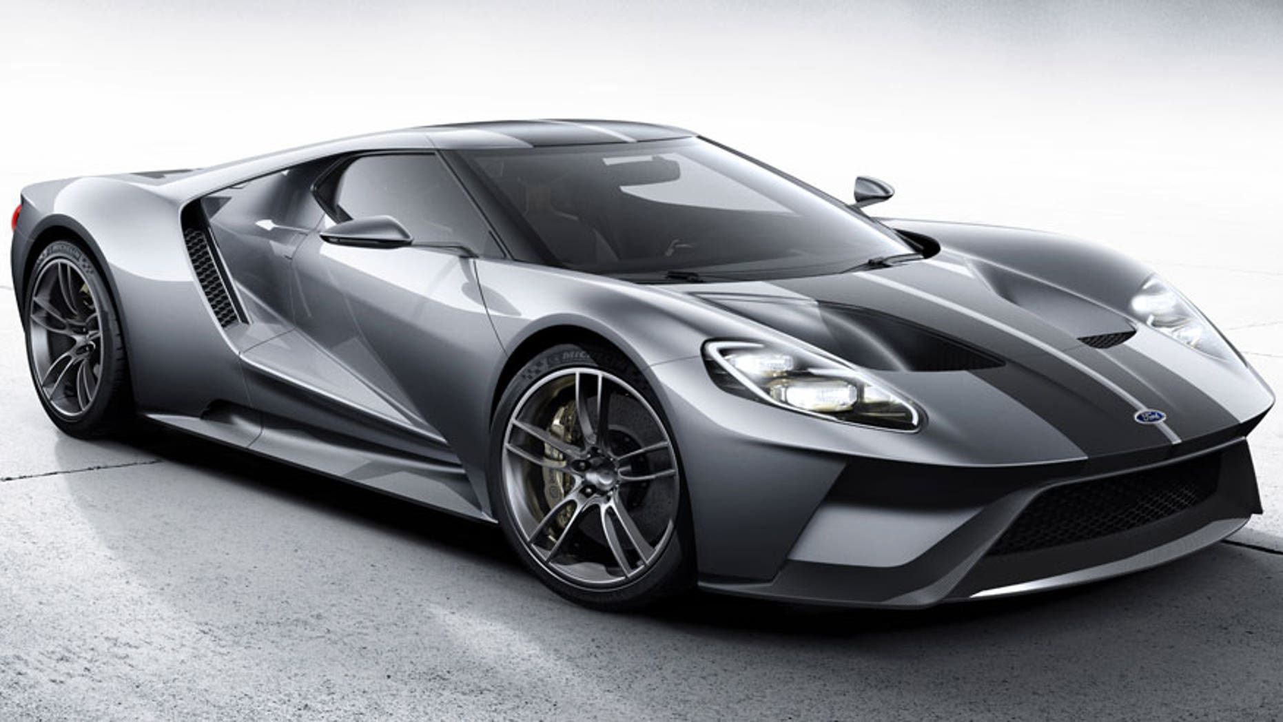 Ford Gt To Be Built By Racing Outfit Multimatic Motorsports