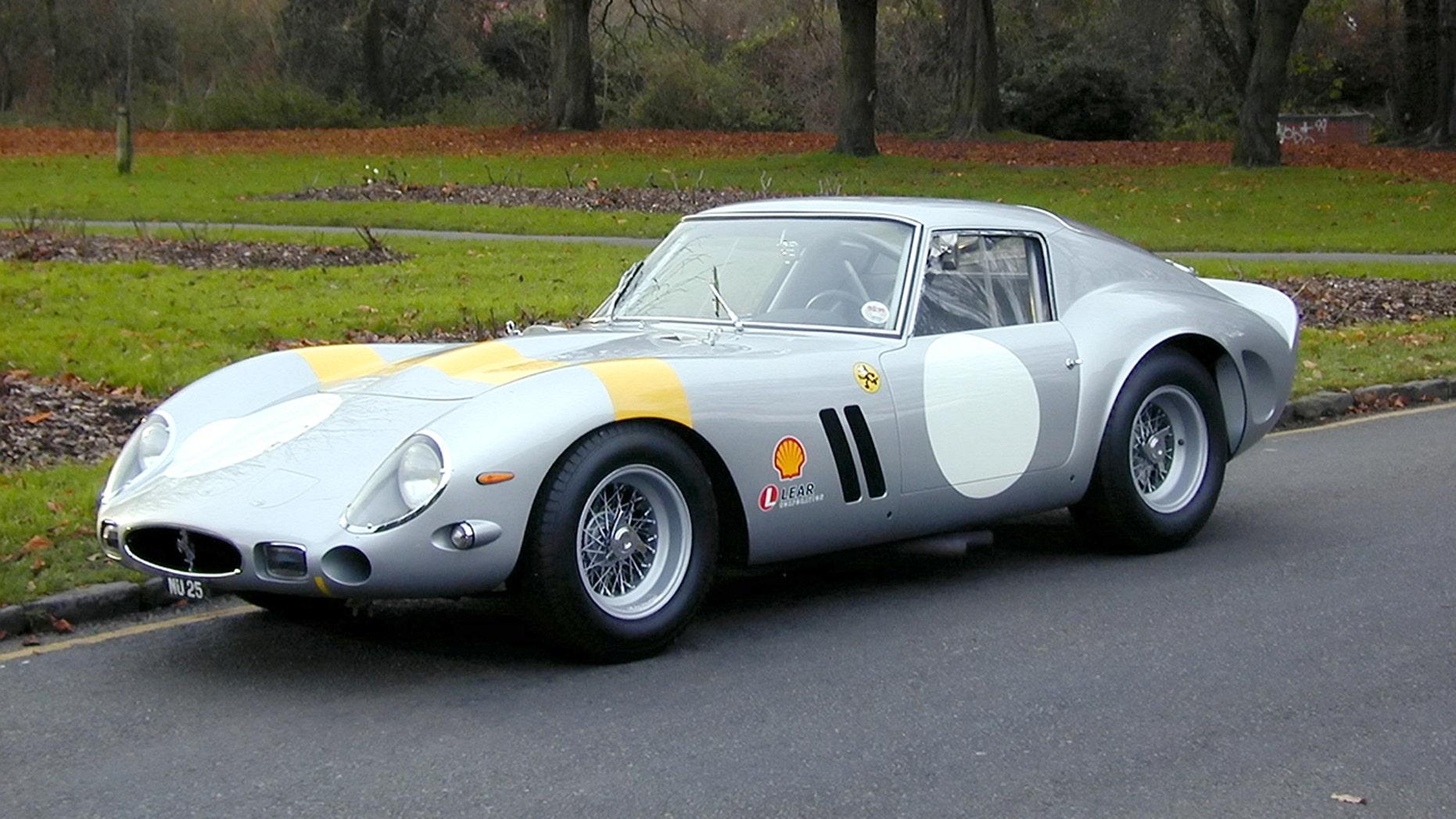 Classic 1963 Ferrari 250 Gto Sold For Record 70 Million Fox News