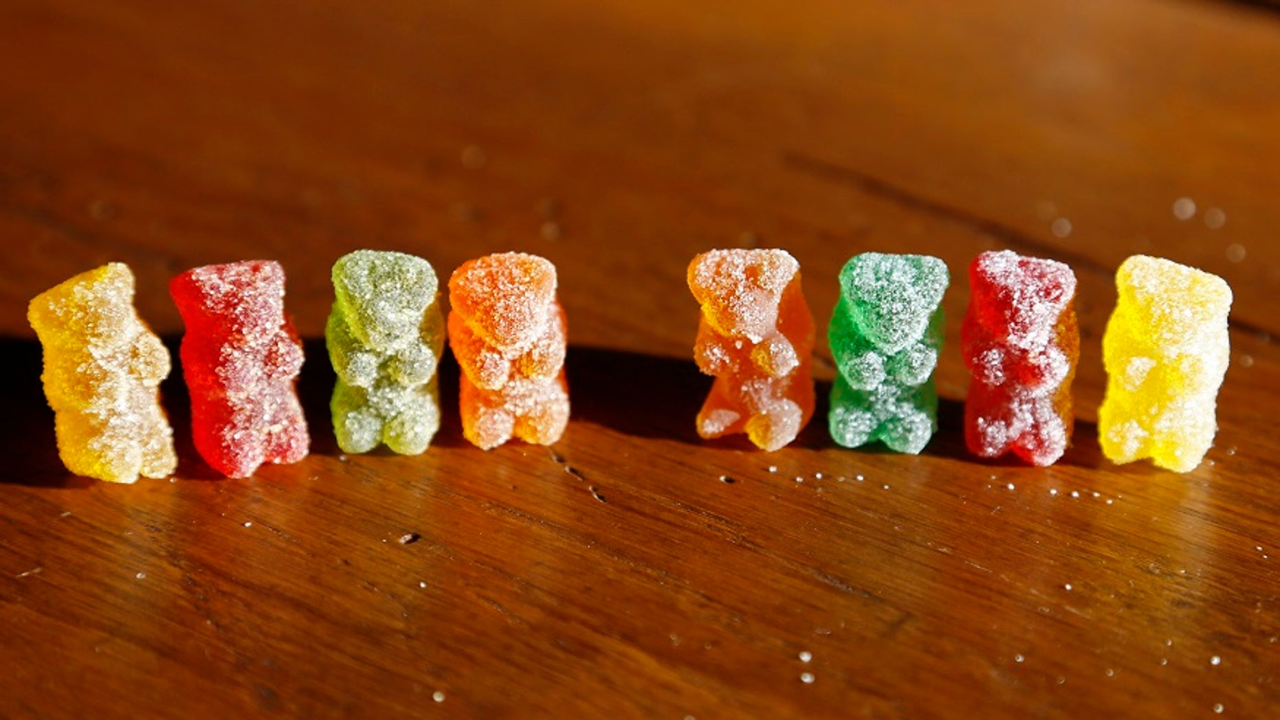 11 Indiana teens reportedly ate THC-laced gummy bears and became ill, police say.