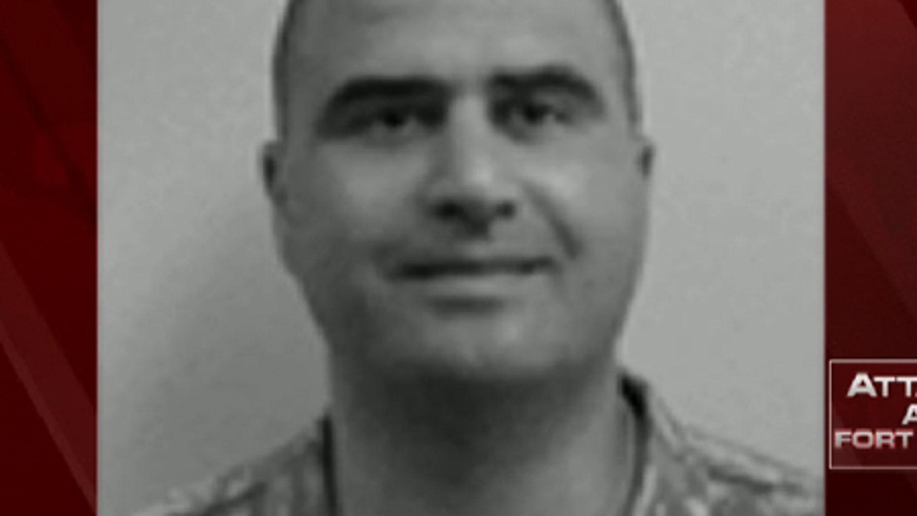 Fort Hood Alleged Shooter Army Maj. Nidal Malik Hasan