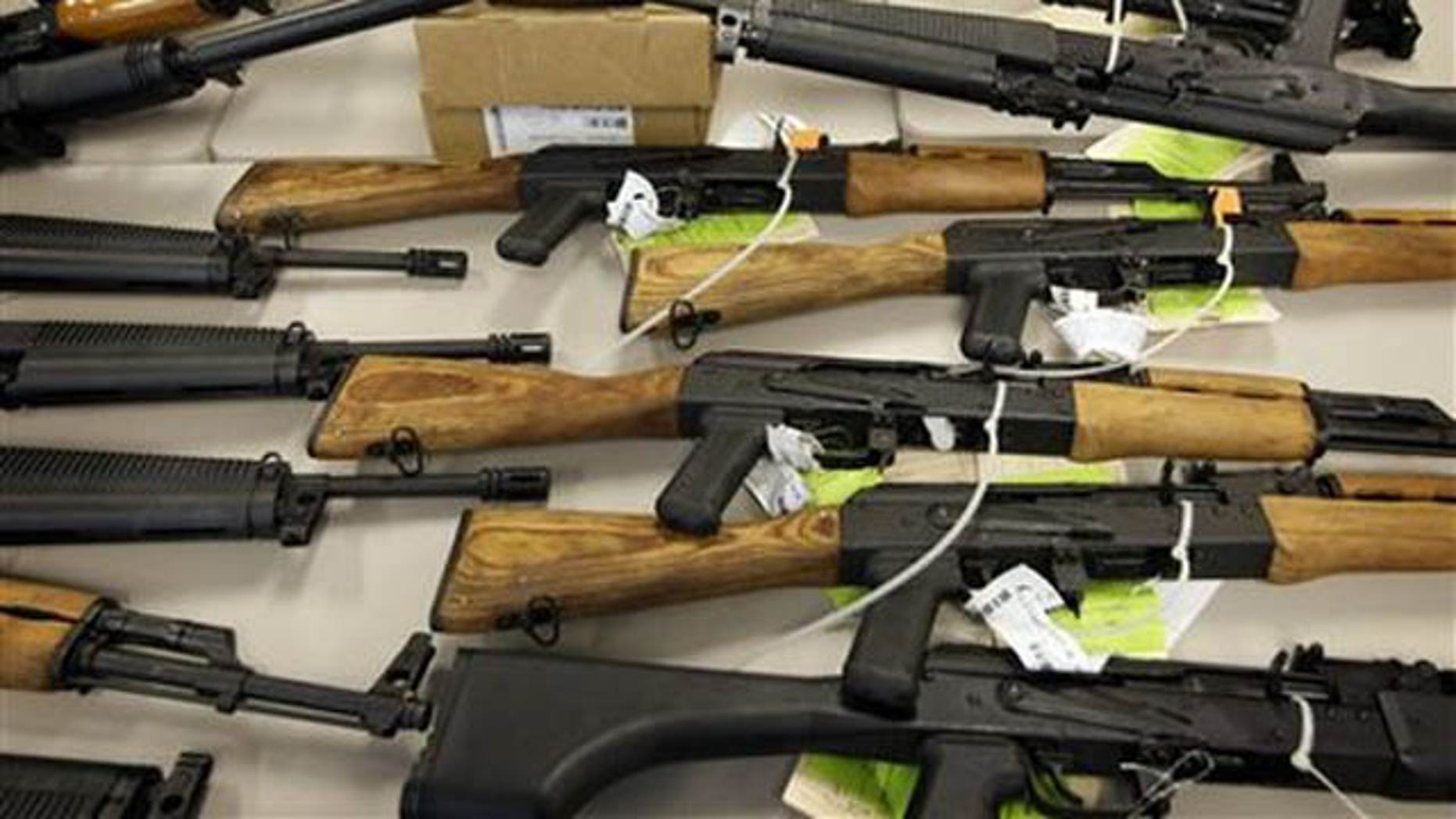 A Florida business hopes a gun giveaway can add some firepower to its sales.