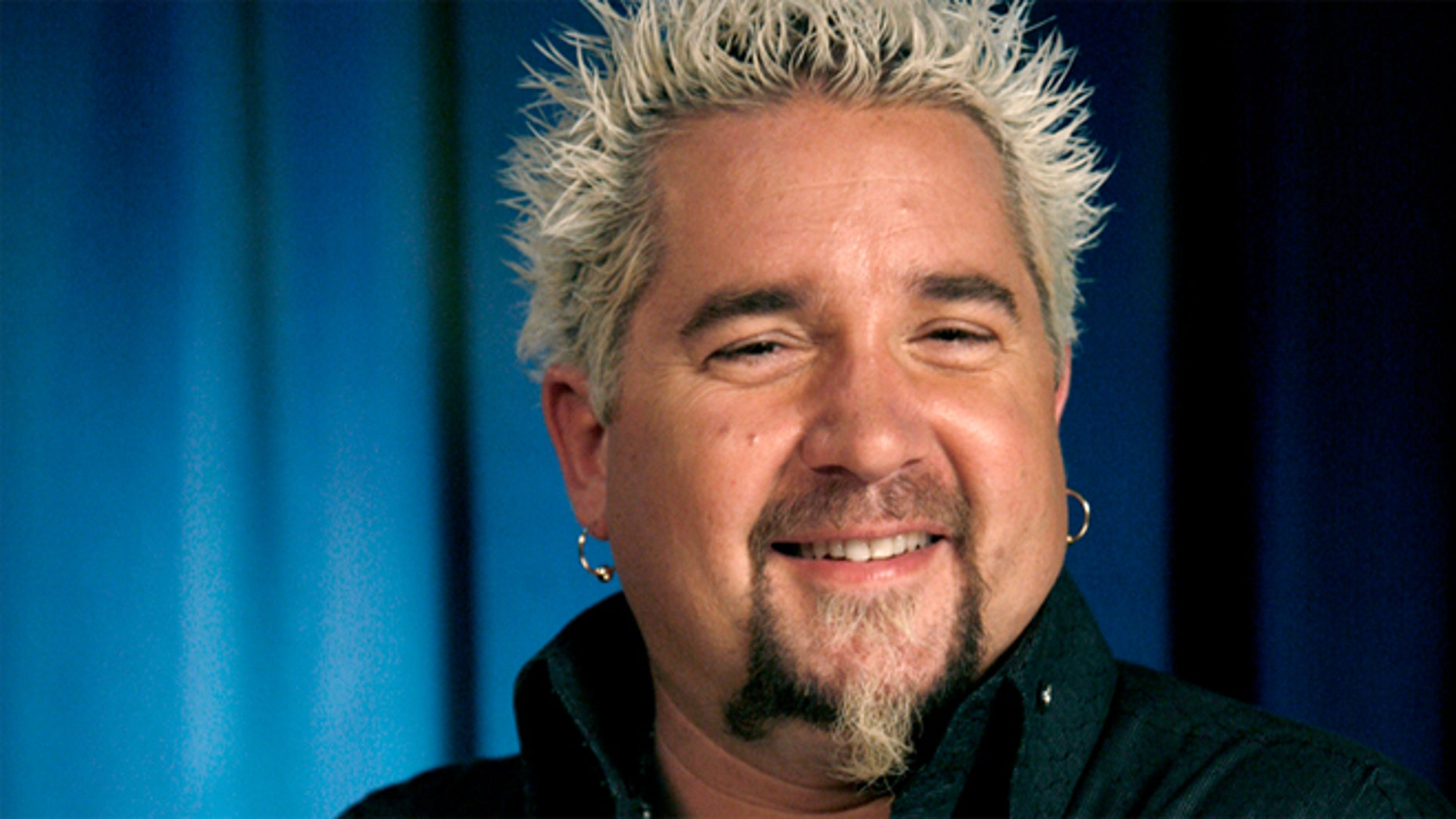 Chef–restaurateur and TV personality Guy Fieri