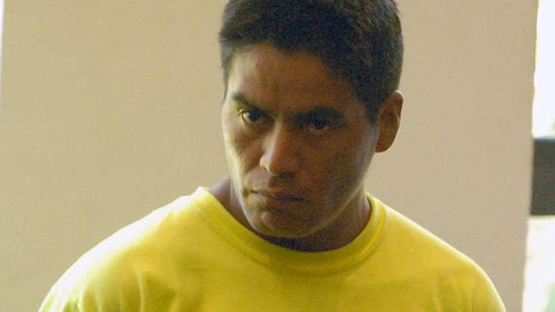 Aug. 22: Nicolas Dutan Guaman appears at Milford District Court.